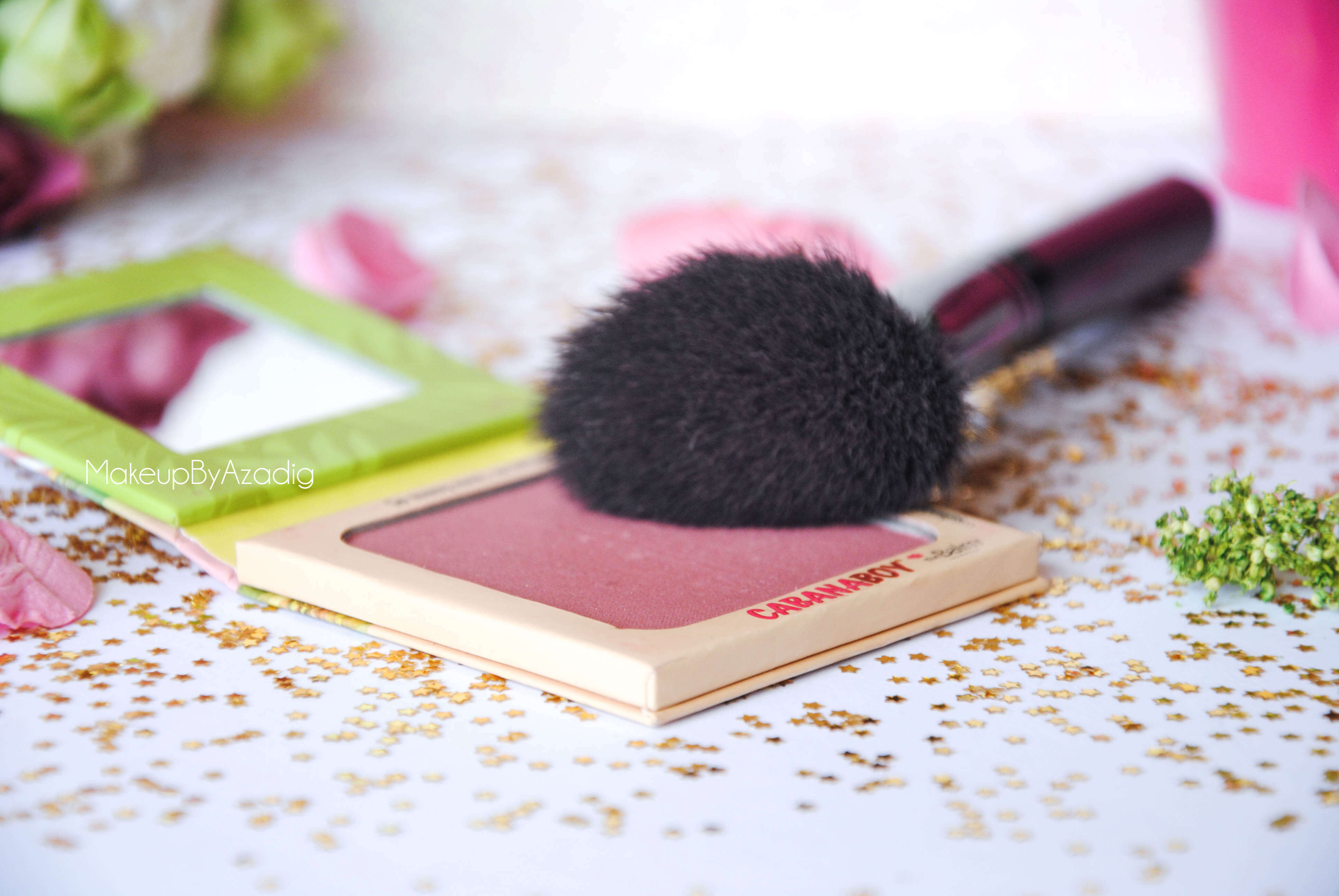cabanaboy-the balm-blush rose fonce-monoprix-beaute privee-the beautyst-makeupbyazadig-poudre