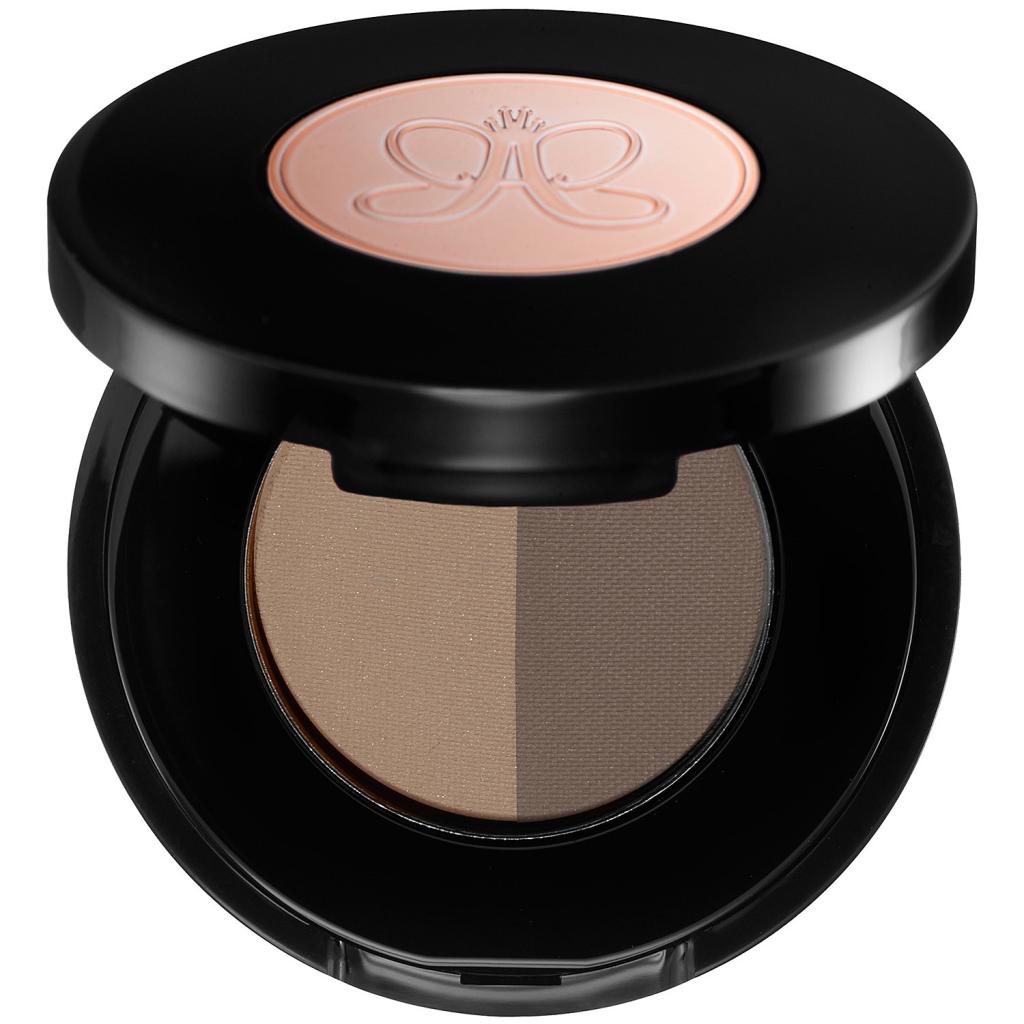 makeupbyazadig- anastasia beverly hills - france - sephora - liquid lipstick - modern renaissance - brow powder -medium-brown