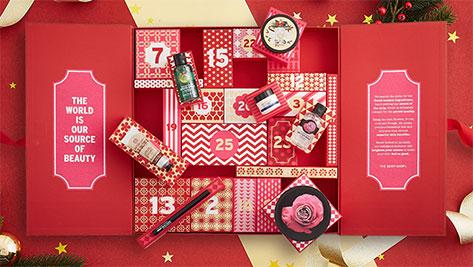 advent-makeupbyazadig-deluxe-classique-ultimate-the-body-shop-calendar-calendrier-de-lavent-reservation-troyes-dijon-paris-deluxe