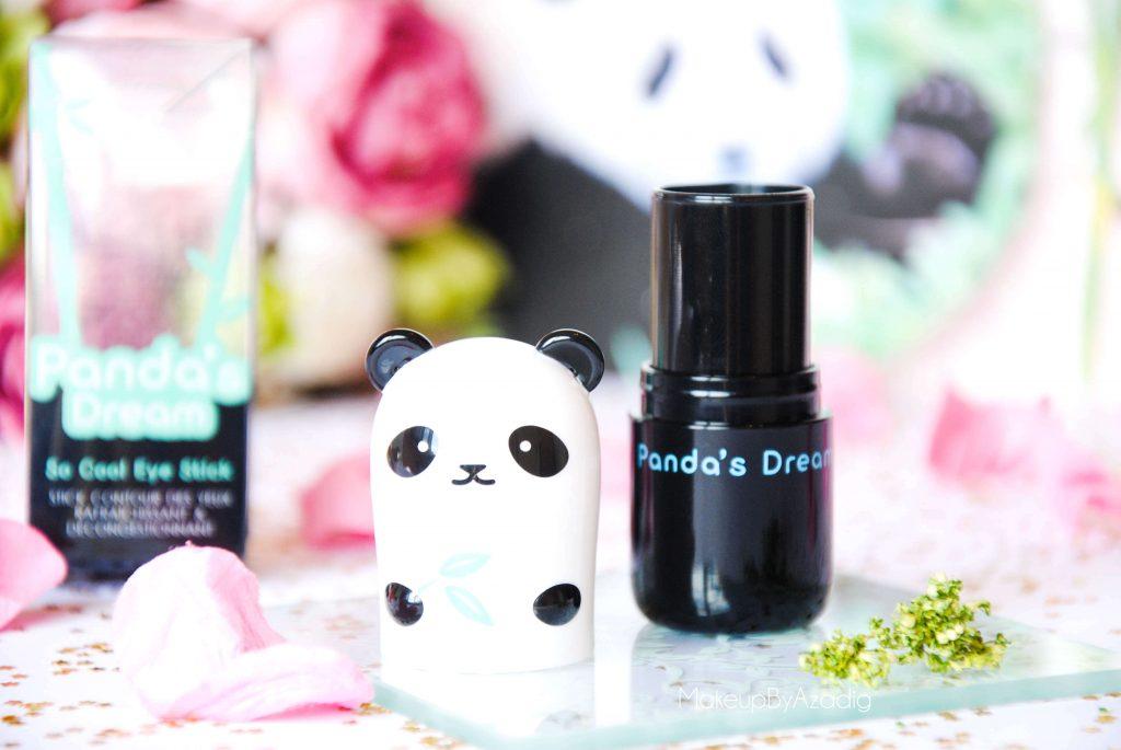 makeupbyazadig-pandas-dream-tonymoly-so-cool-eye-stick-contour-des-yeux-sephora-ensemble