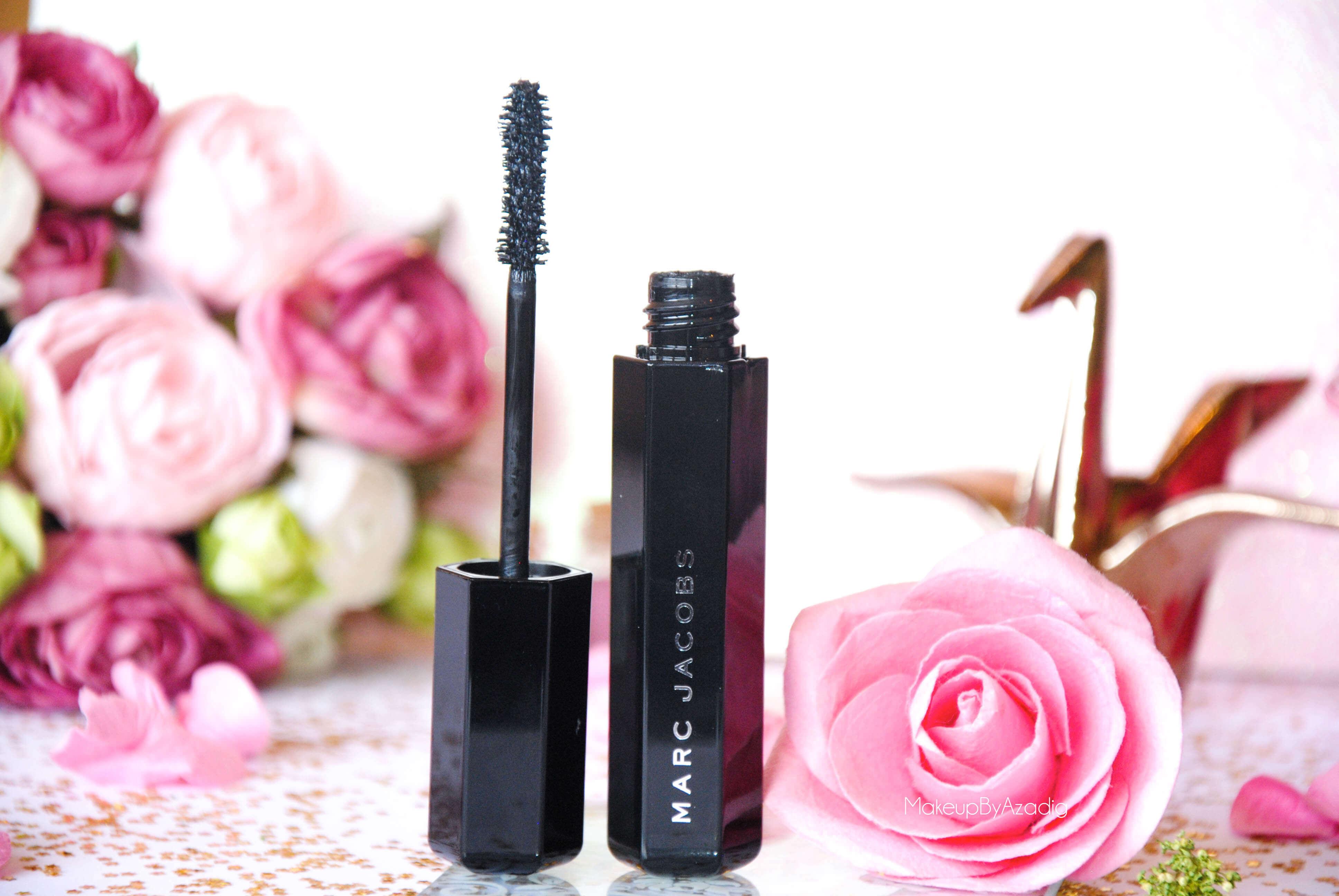 velvet noir-volume spectaculaire-marc jacobs-makeupbyazadig-revue-review-mascara-noir intense-miniature