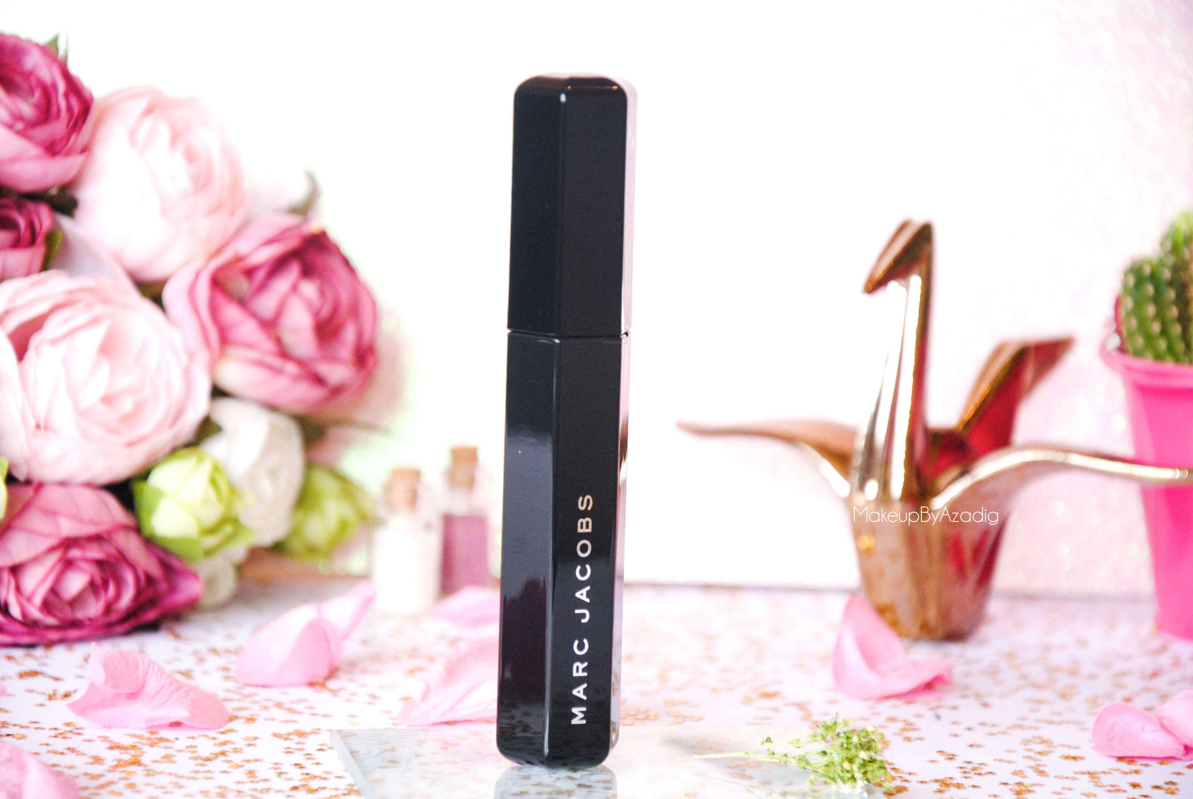 velvet noir-volume spectaculaire-marc jacobs-makeupbyazadig-revue-review-mascara-noir intense-tube