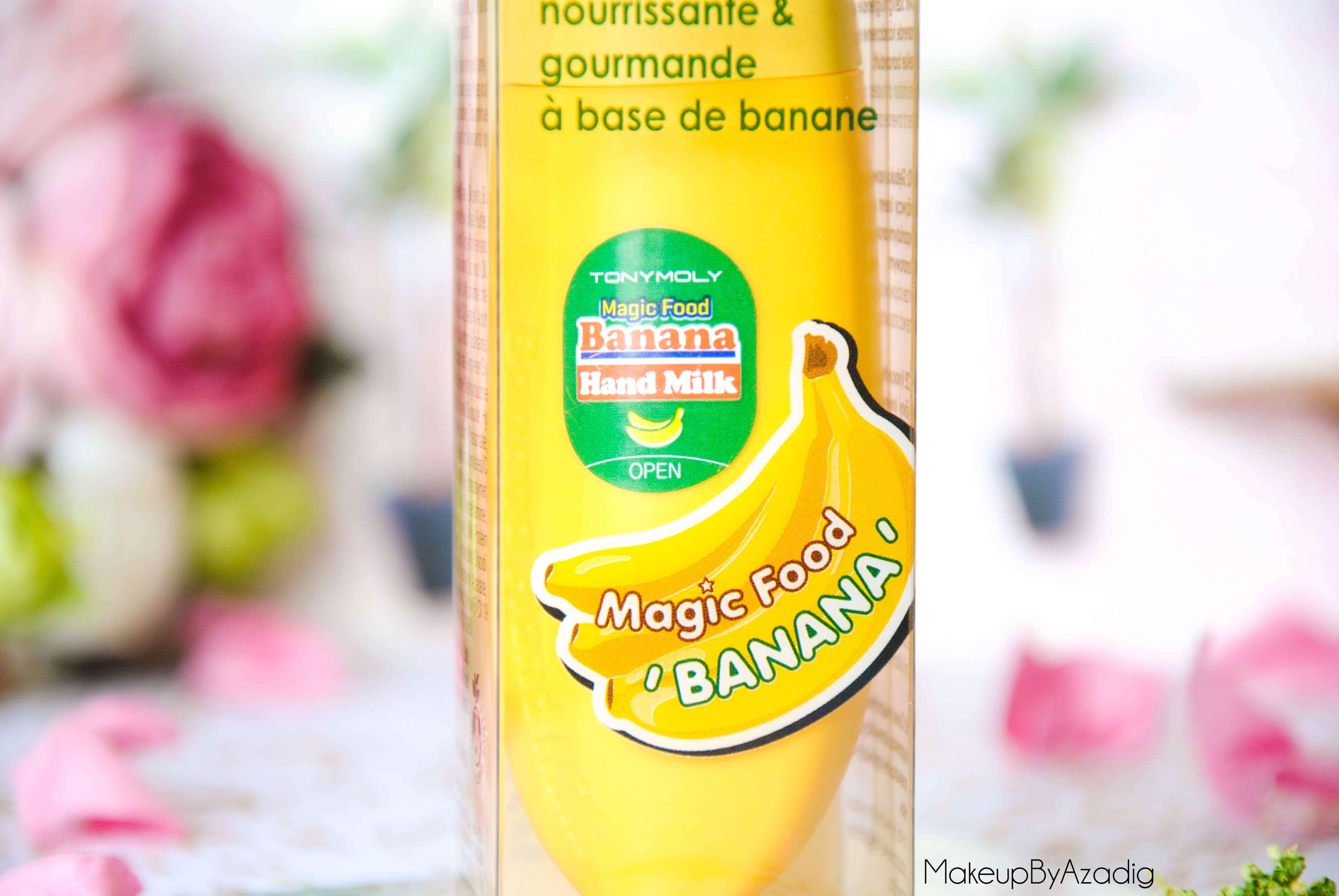 magic-food-banana-hand-milk-tonymoly-banane-creme-main-hand-cream-review-revue-paris-dijon-troyes-makeupbyazadig-kawai-gourmande
