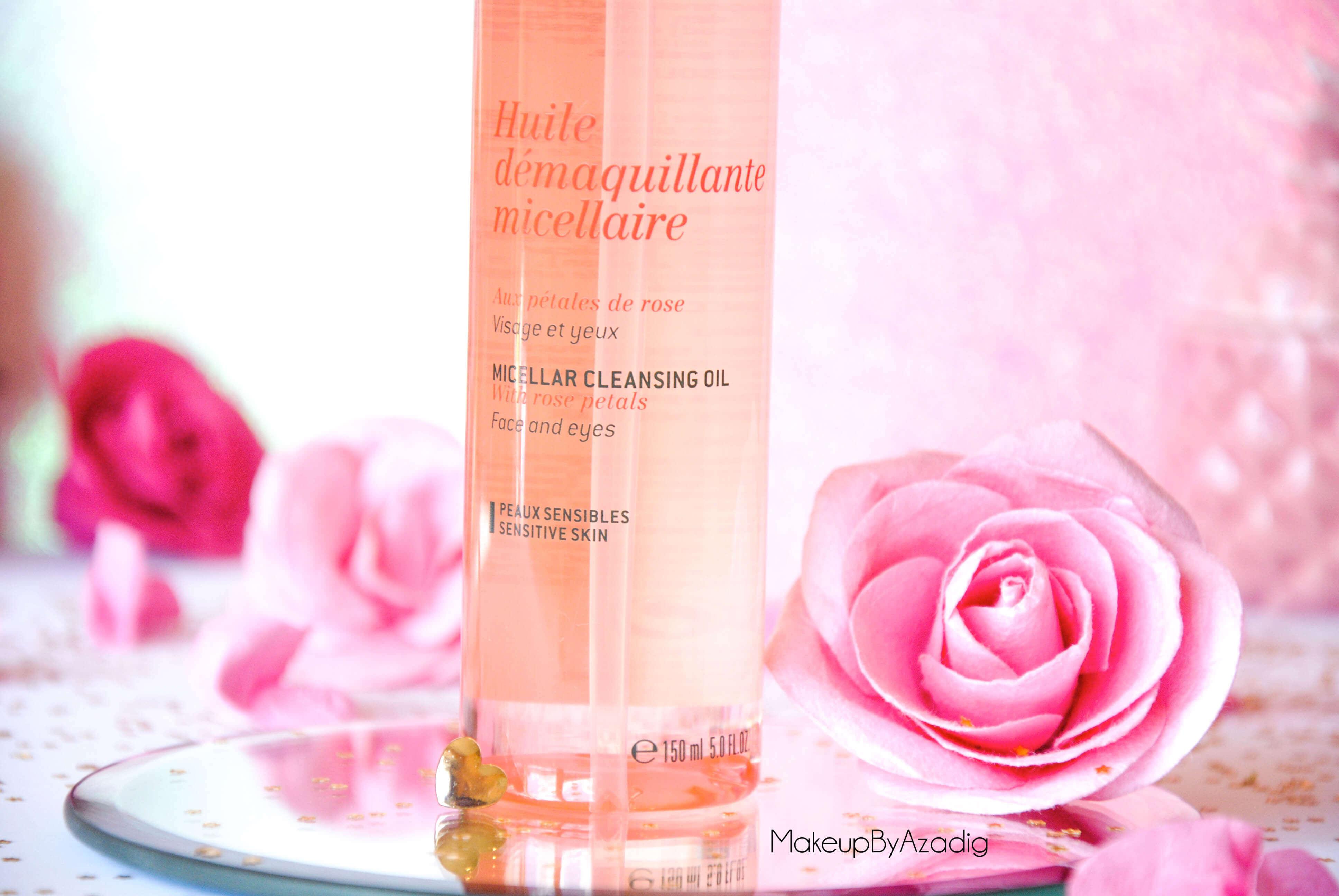 makeupbyazadig-huile-demaquillante-micellaire-nuxe-petales-de-rose-doctipharma-revue-avis-prix-petals
