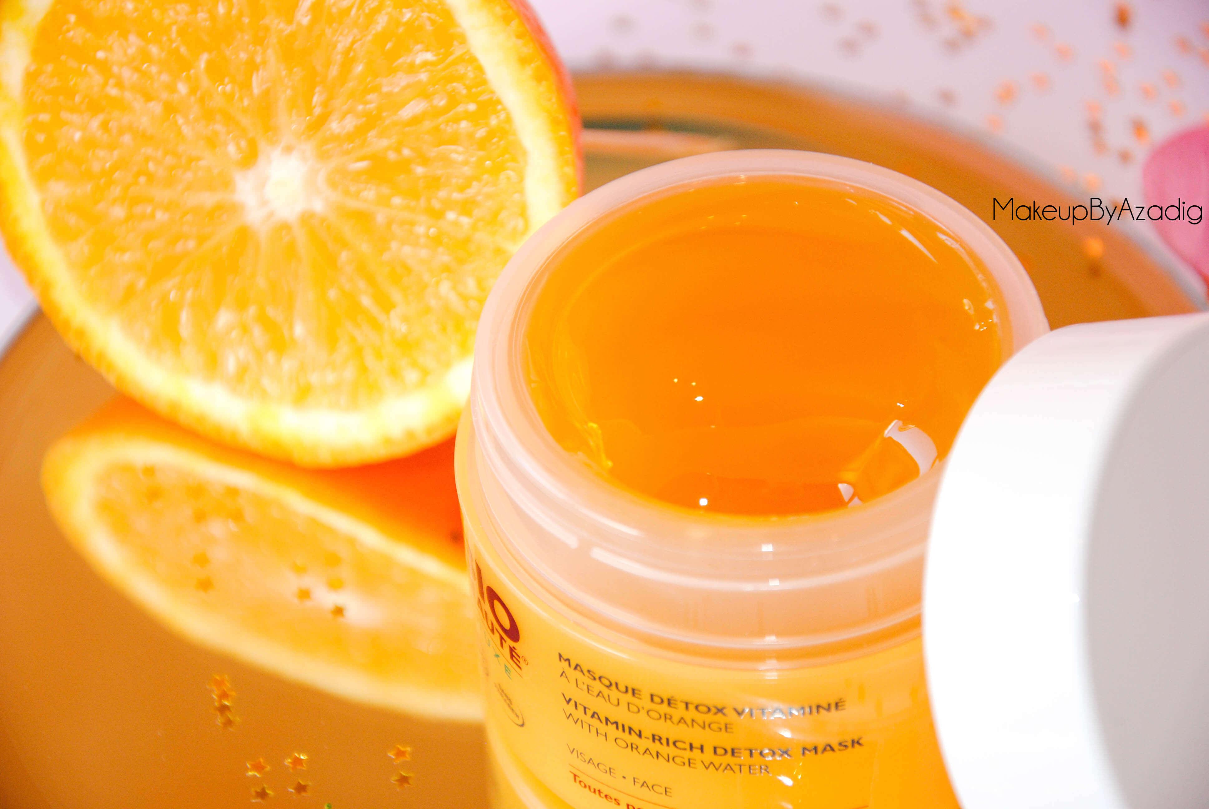 masque-detox-vitamine-bio-beaute-nuxe-makeupbyazadig-pas-cher-avis-revue-doctipharma-troyes-texture