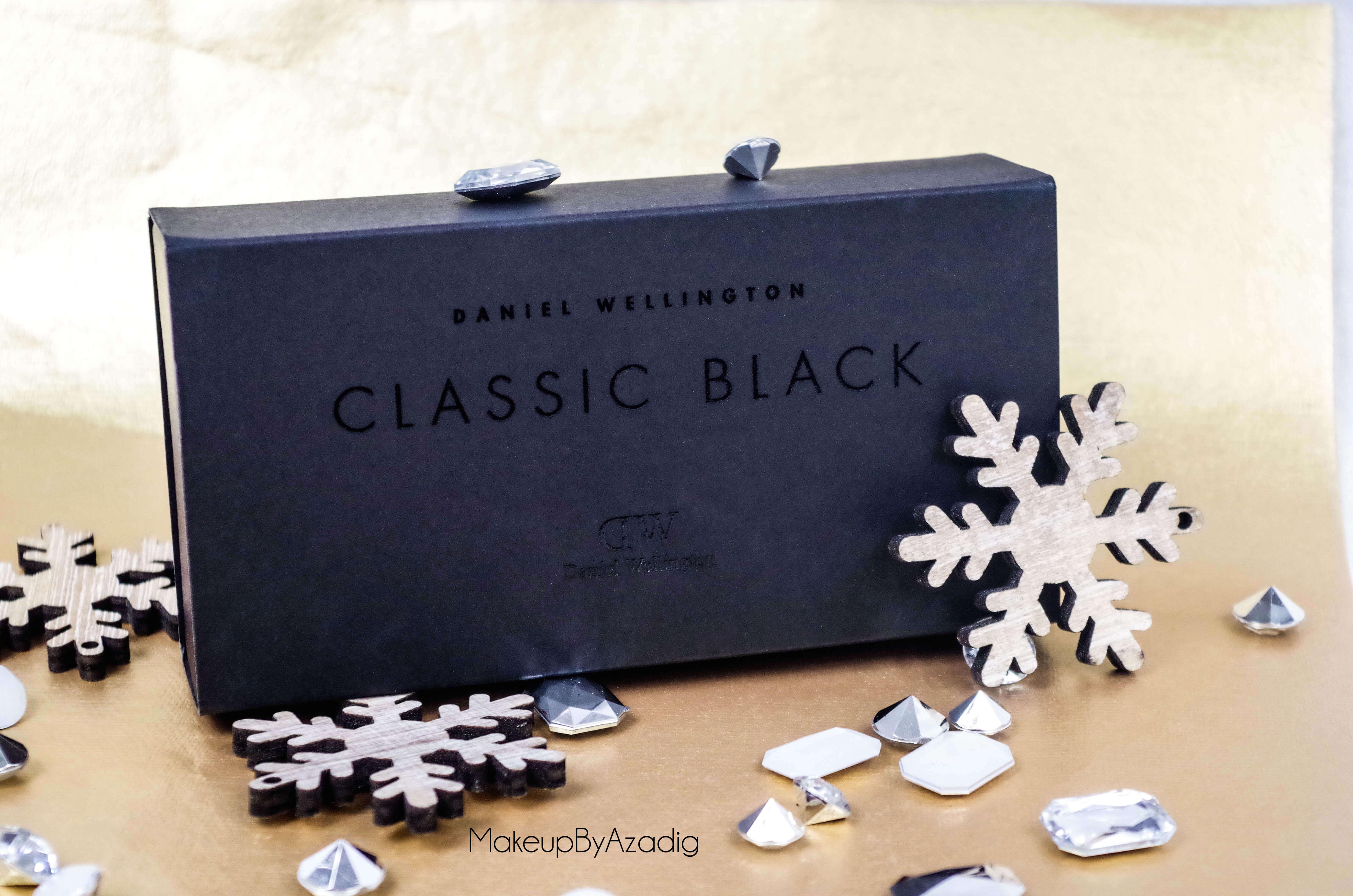 makeupbyazadig-daniel-wellington-montre-classic-black-sheffield-code-promo-troyes-paris-carton