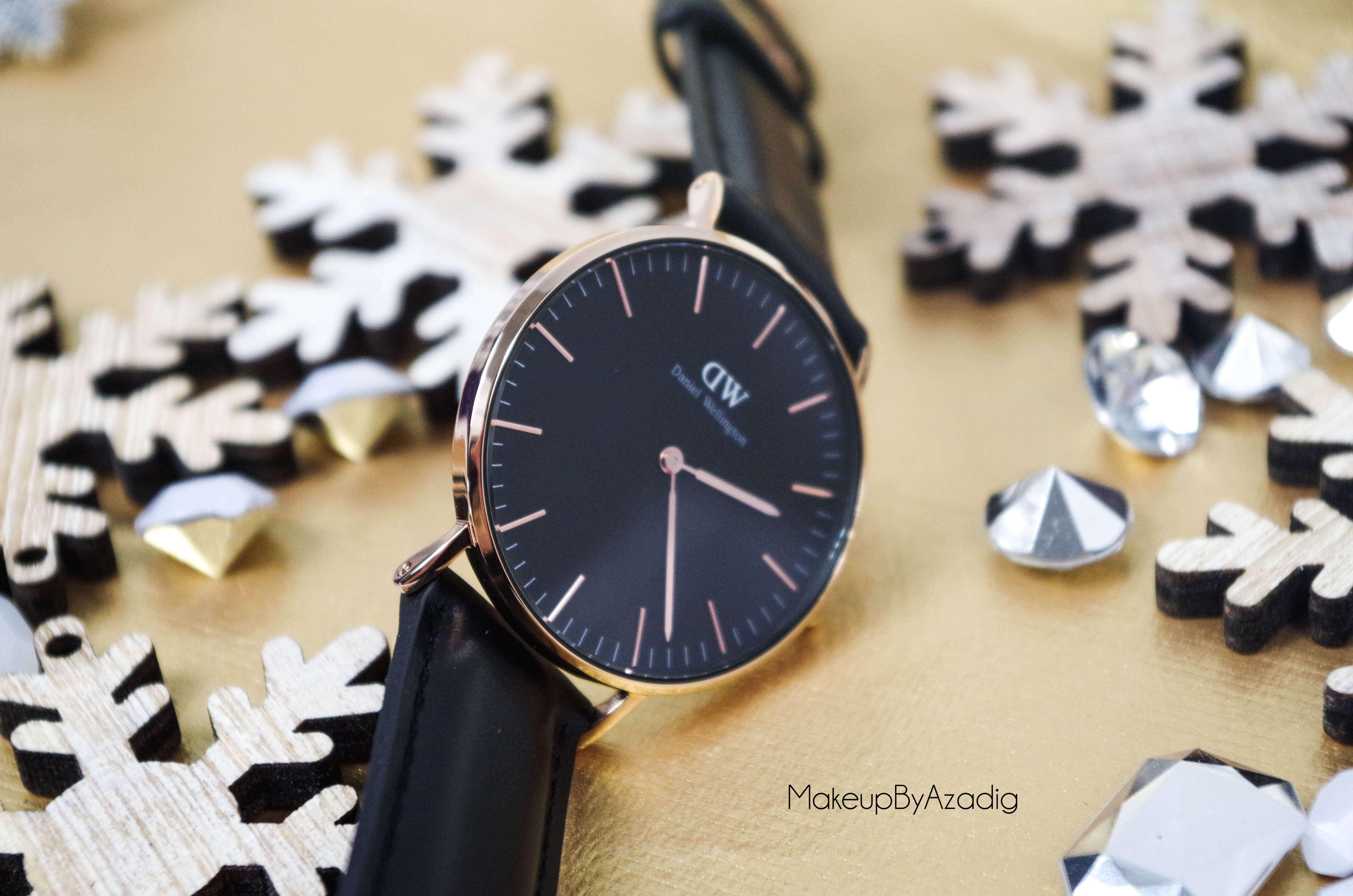 makeupbyazadig-daniel-wellington-montre-classic-black-sheffield-code-promo-troyes-paris-elegant