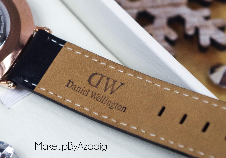 makeupbyazadig-daniel-wellington-montre-classic-black-sheffield-code-promo-troyes-paris-gravure