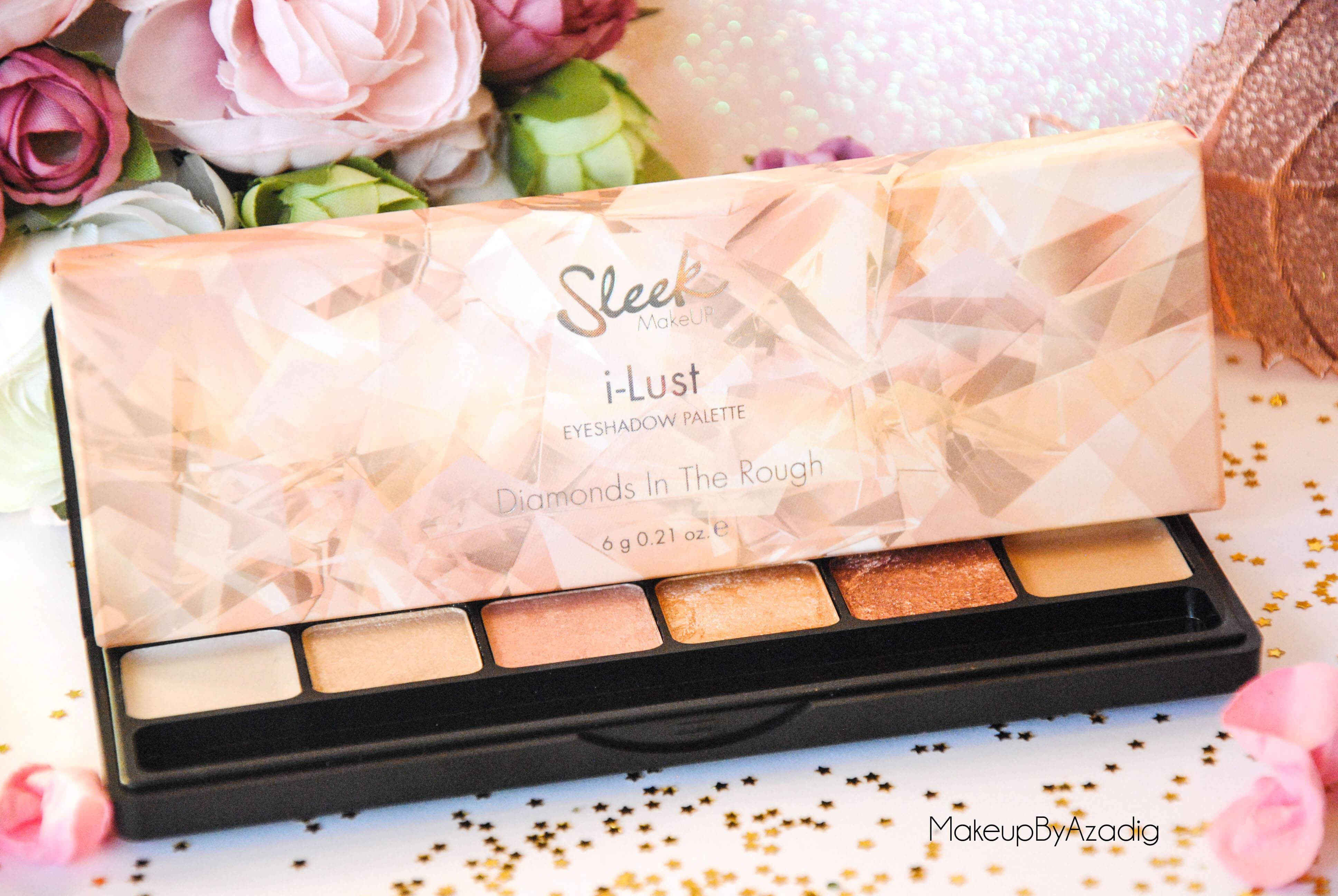 palette-eyeshadow-sleek-makeup-diamonds-in-the-rough-ilust-sephora-paris-makeupbyazadig-noel-code-promo-avis-prix-beautiful