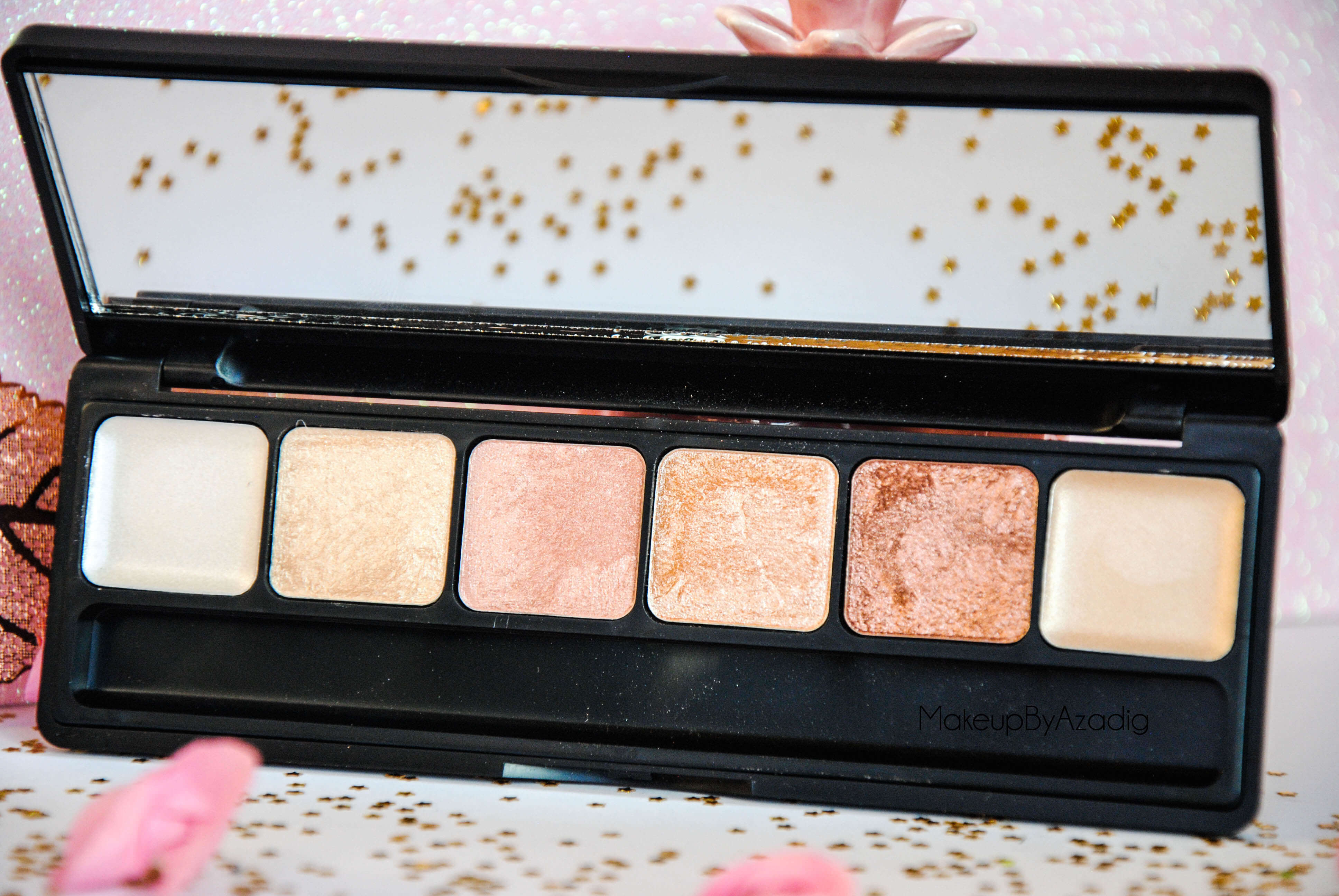 palette-eyeshadow-sleek-makeup-diamonds-in-the-rough-ilust-sephora-paris-makeupbyazadig-noel-code-promo-avis-prix-swatch