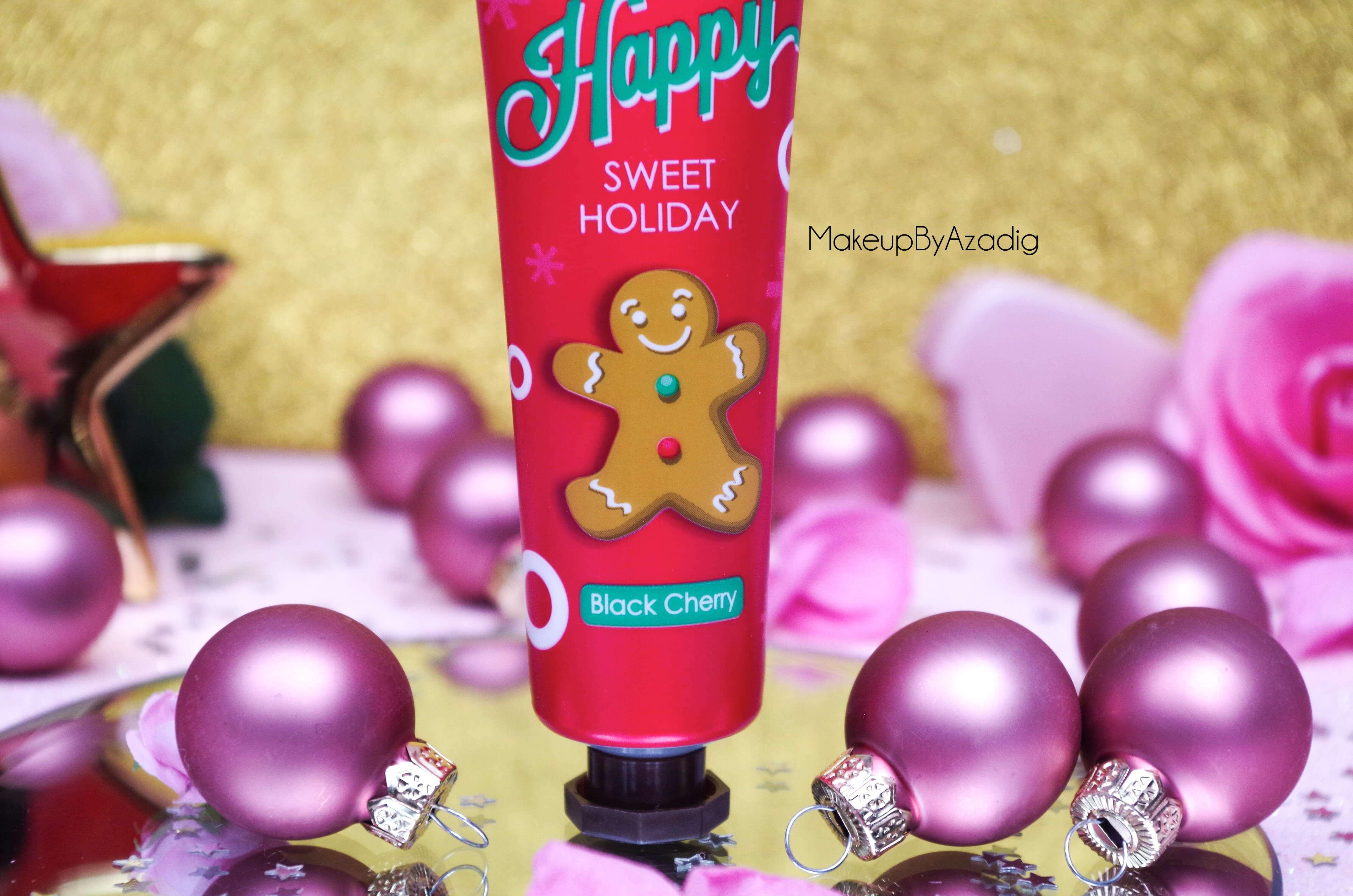 makeupbyazadig-tonymoly-sephora-paris-troyes-creme-mains-collection-noel-holiday-avis-revue-cherry