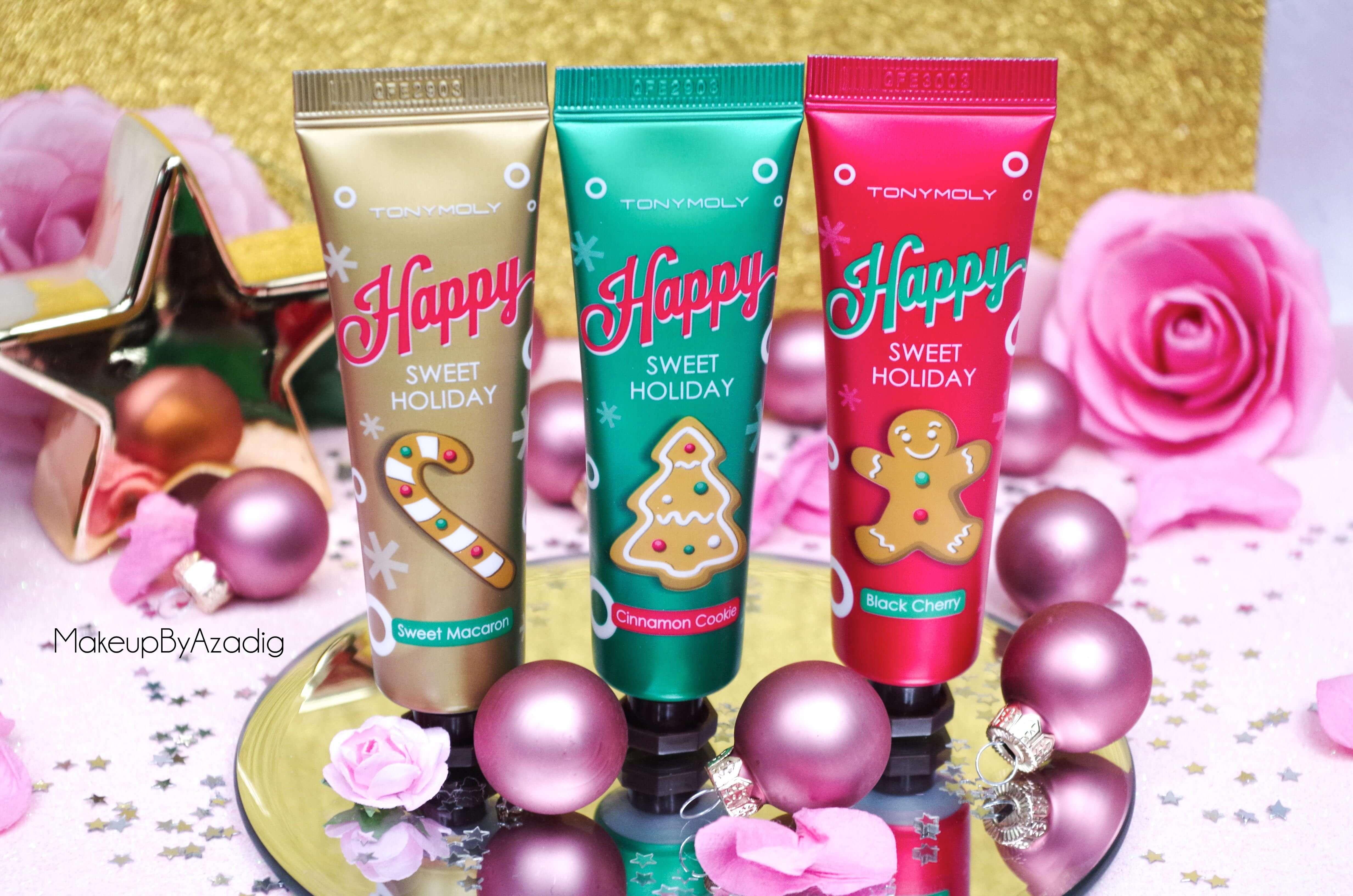 makeupbyazadig-tonymoly-sephora-paris-troyes-creme-mains-collection-noel-holiday-avis-revue-love
