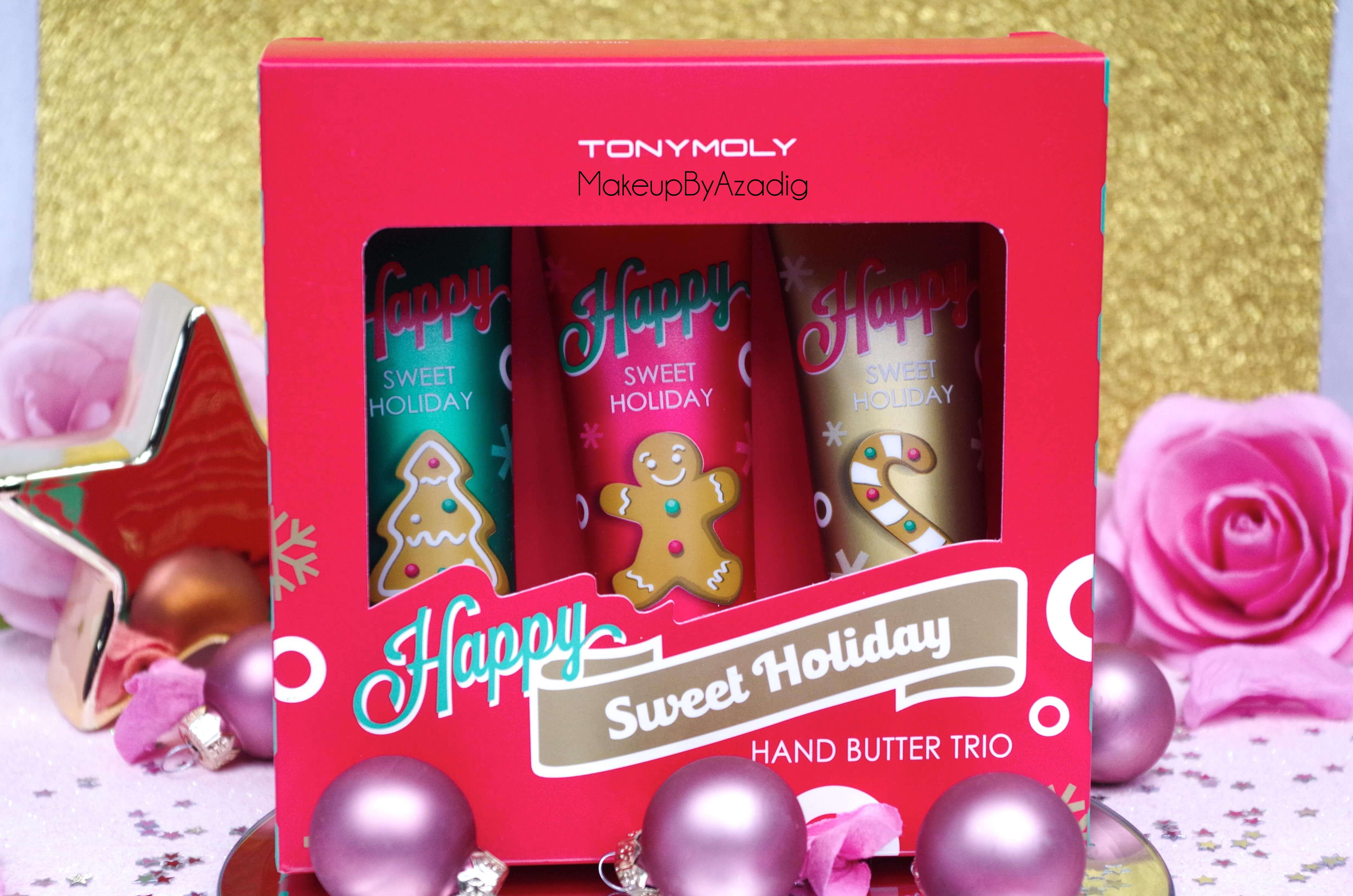 makeupbyazadig-tonymoly-sephora-paris-troyes-creme-mains-collection-noel-holiday-avis-revue-sweet