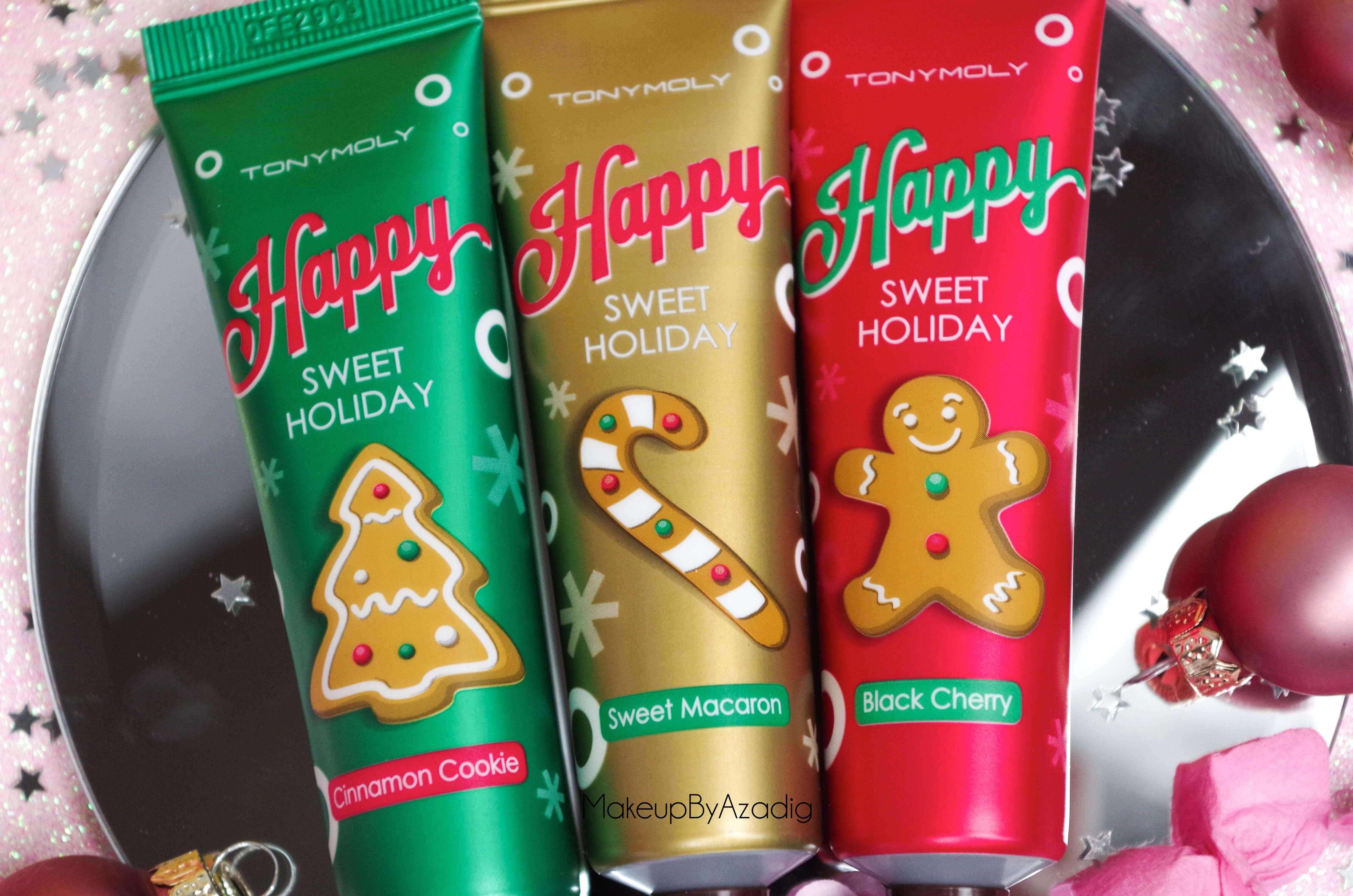 makeupbyazadig-tonymoly-sephora-paris-troyes-creme-mains-collection-noel-holiday-avis-revue-tibiscuit