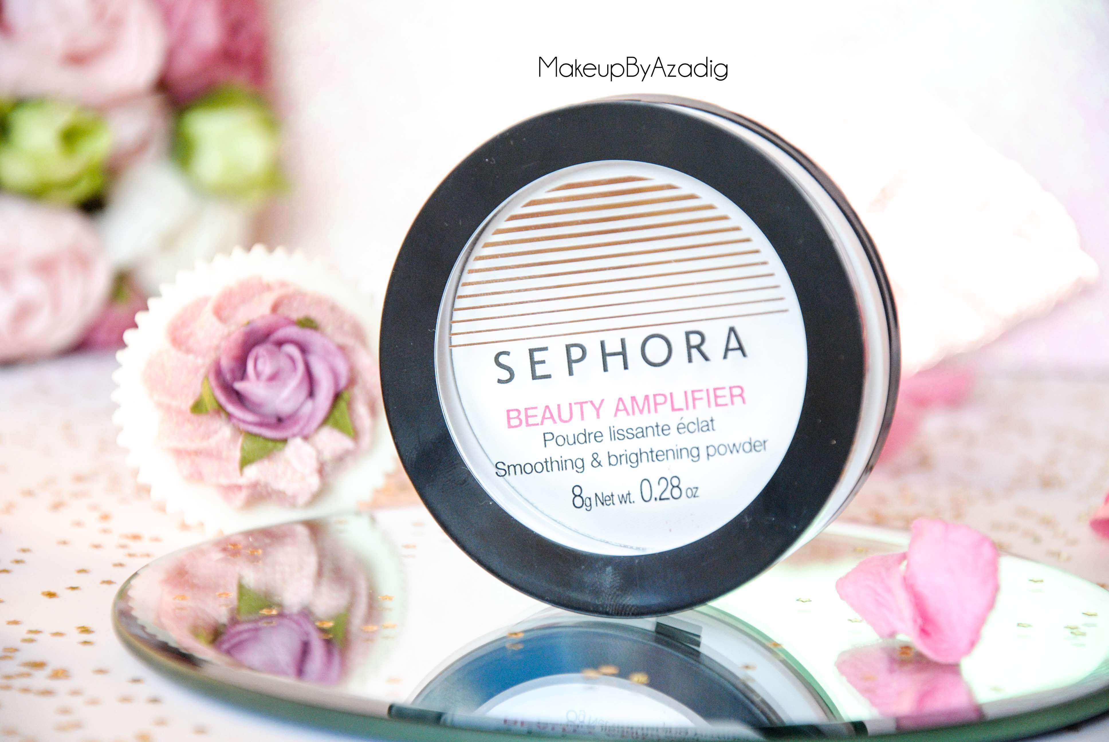 poudre-matifiante-beauty-amplifier-sephora-paris-makeupbyazadig-troyes-revue-avis-prix-lissante