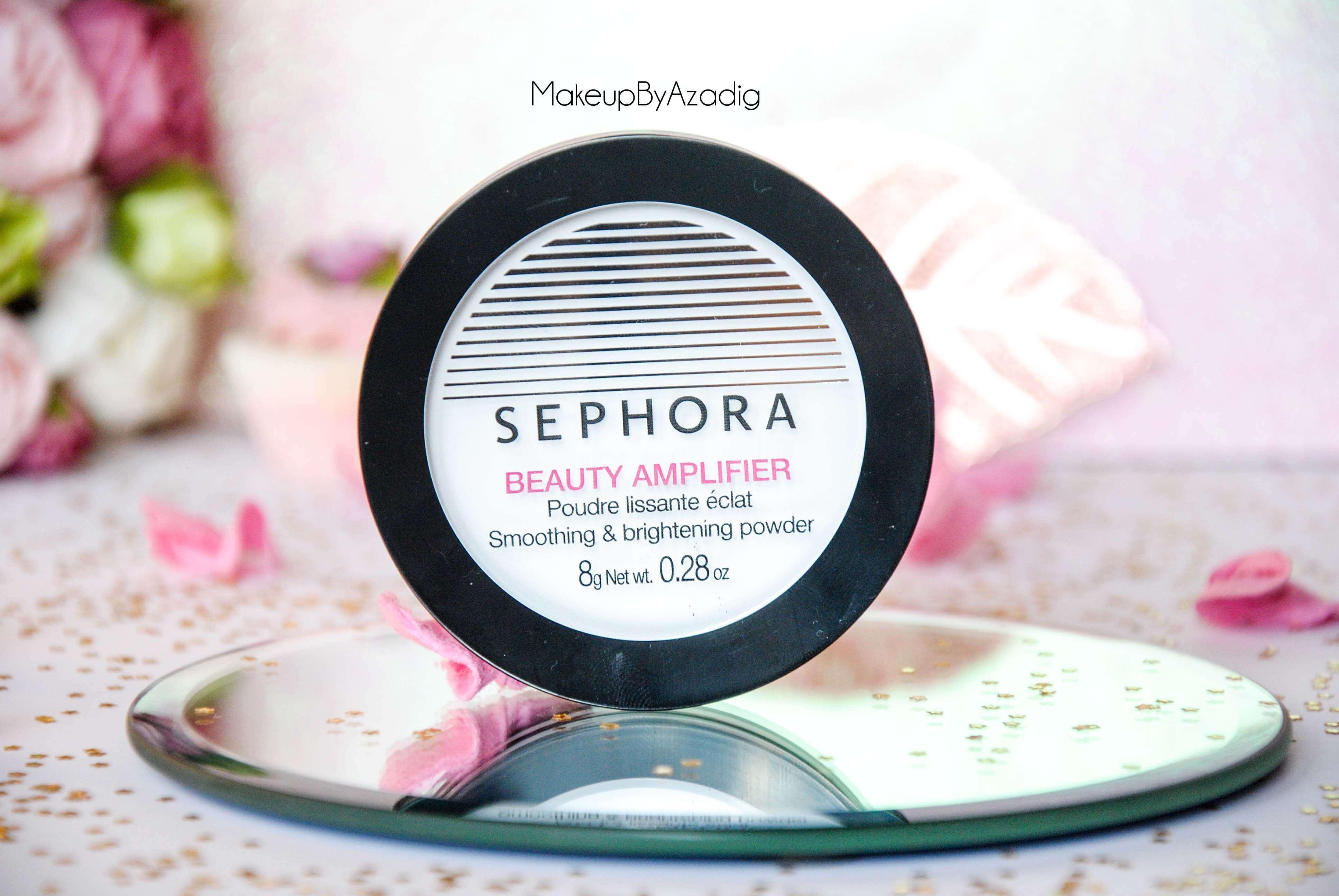 poudre-matifiante-beauty-amplifier-sephora-paris-makeupbyazadig-troyes-revue-avis-prix-review
