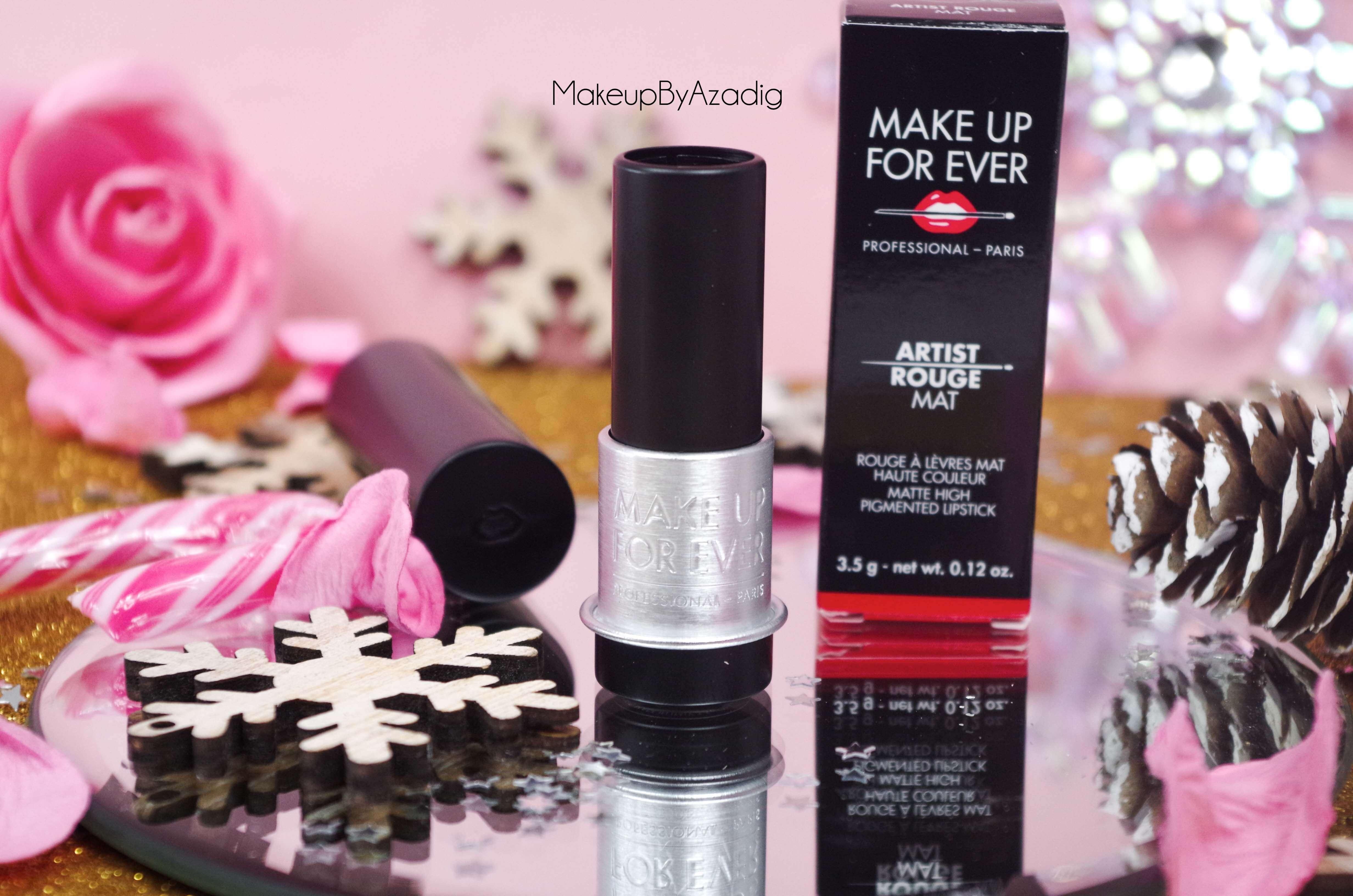 revue-artist-rouge-makeup-for-ever-rouge-levres-mat-sephora-prix-avis-review-m102-makeupbyazadig-tube