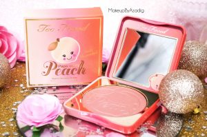 Nouveau blush papa don't peach Too Faced Sephora France