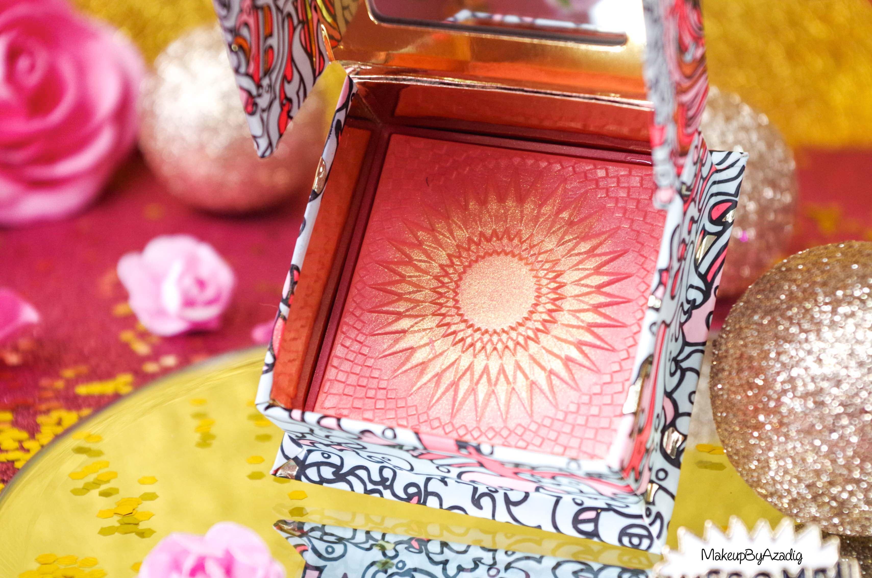 gold-revue-review-blush-benefit-galifornia-san-francisco-sunny-golden-pink-blush-avis-prix-sephora-makeupbyazadig-coachella