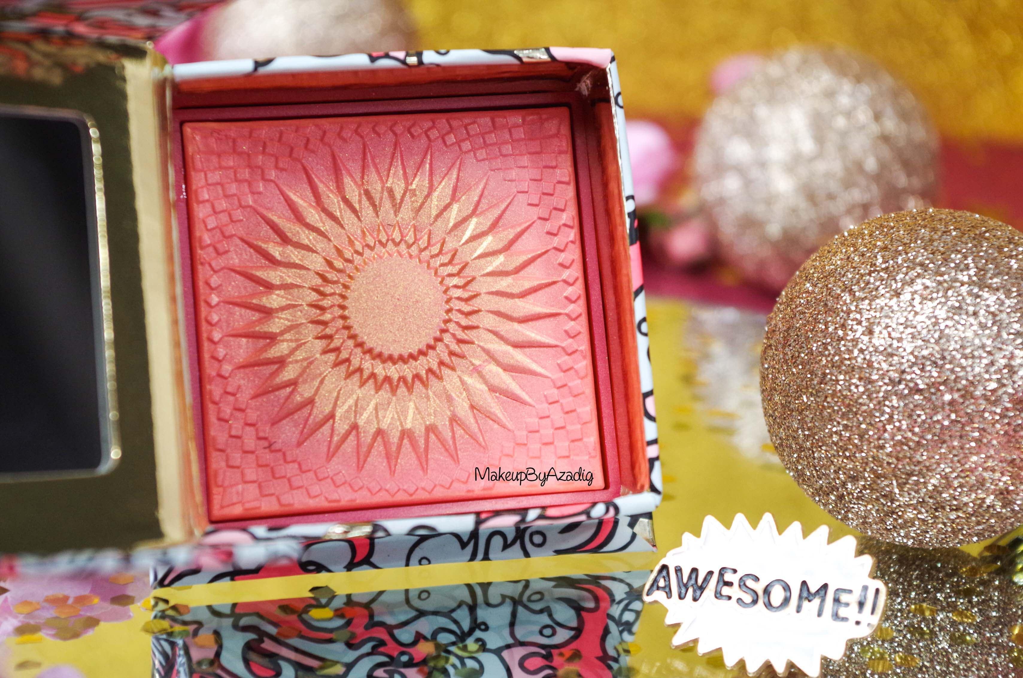 soleil-revue-review-blush-benefit-galifornia-san-francisco-sunny-golden-pink-blush-avis-prix-sephora-makeupbyazadig-coachella