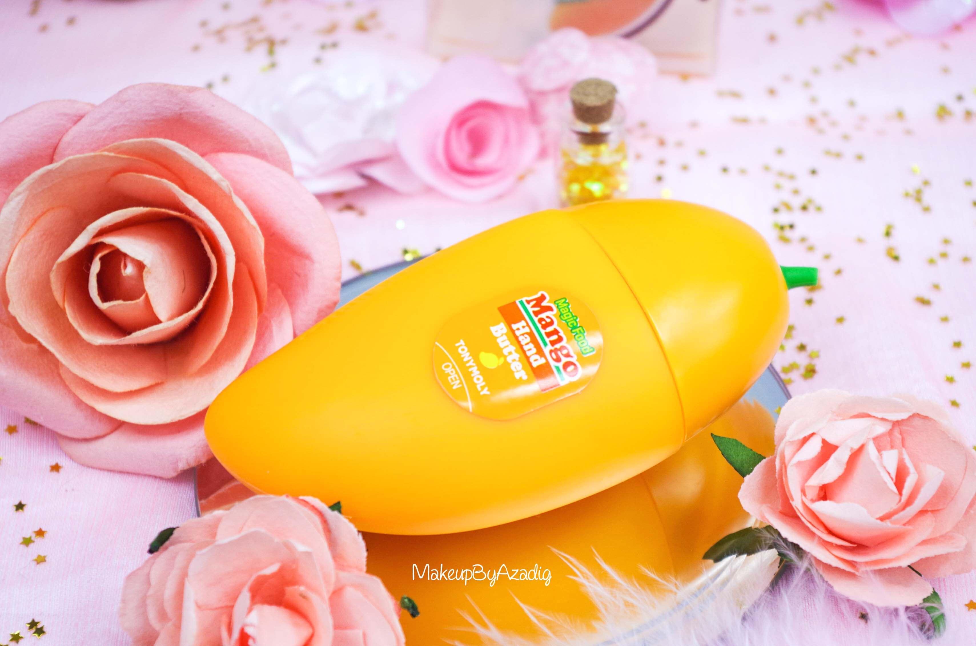 creme-mains-mango-hand-butter-tonymoly-sephora-france-cocooning-revue-avis-prix-makeupbyazadig-influencer-fun