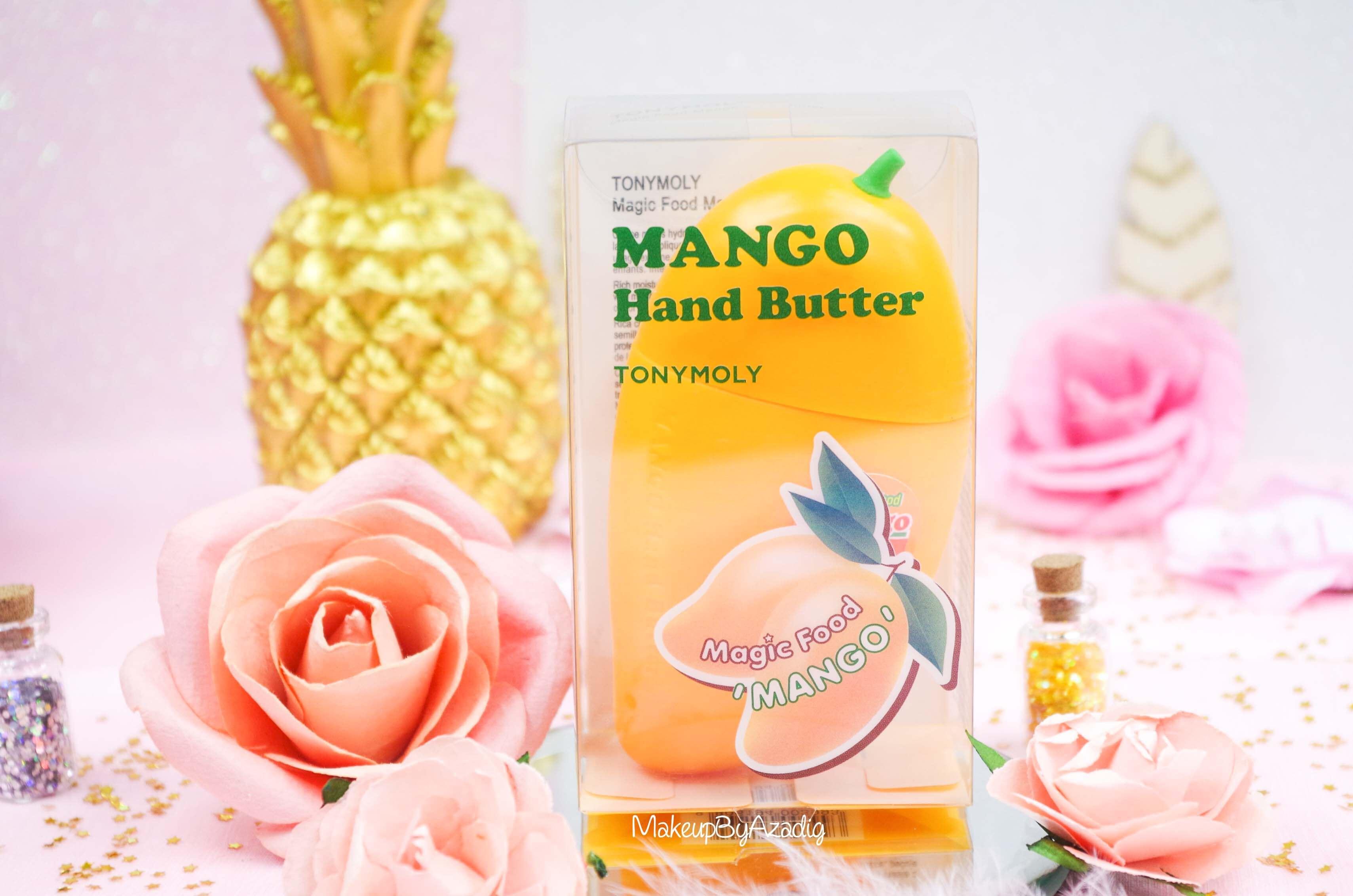 creme-mains-mango-hand-butter-tonymoly-sephora-france-cocooning-revue-avis-prix-makeupbyazadig-influencer-mangue