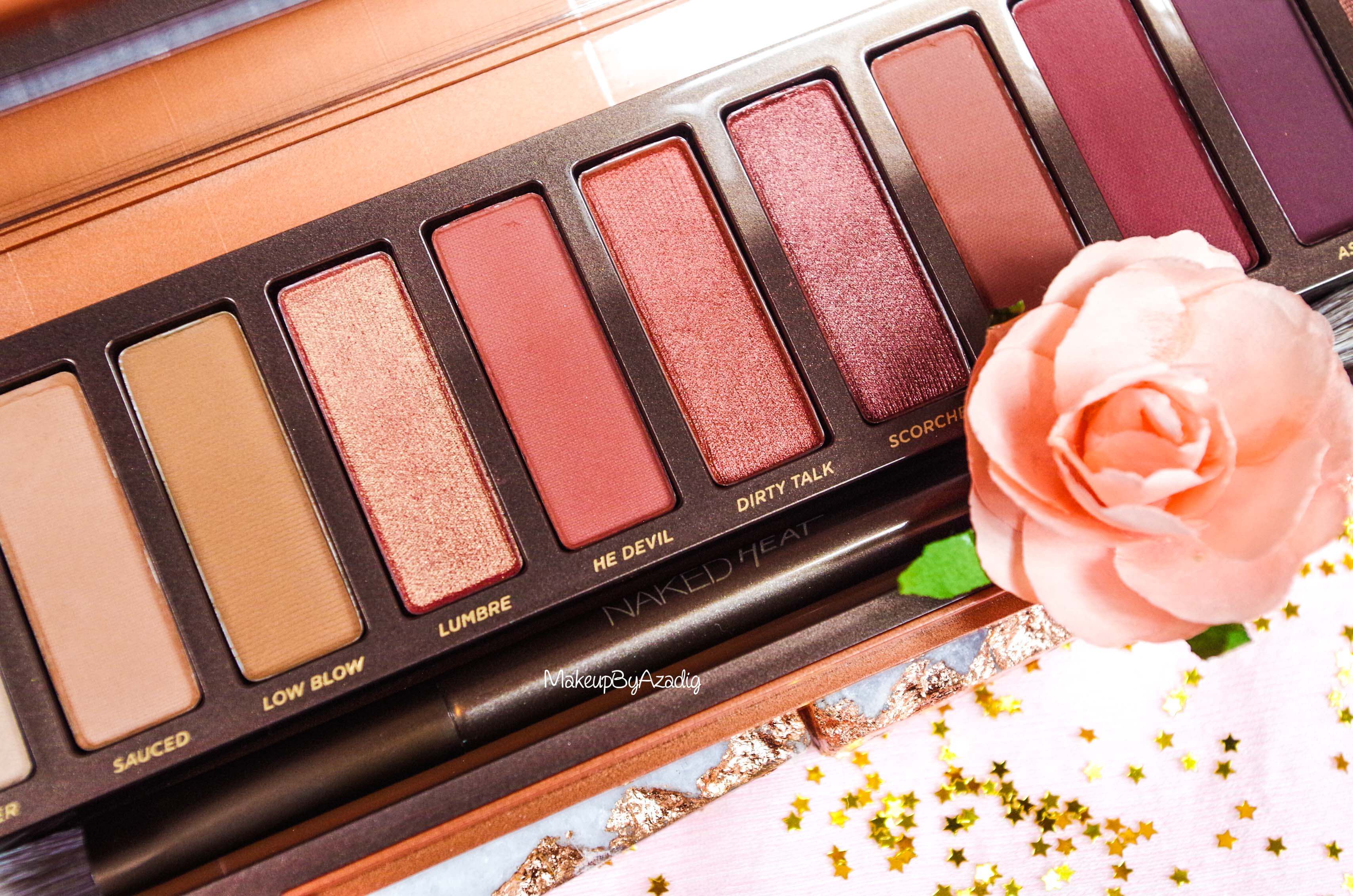 revue-review-nouvelle-palette-naked-heat-urban-decay-sephora-avis-prix-france-makeupbyazadig-swatch-zoom