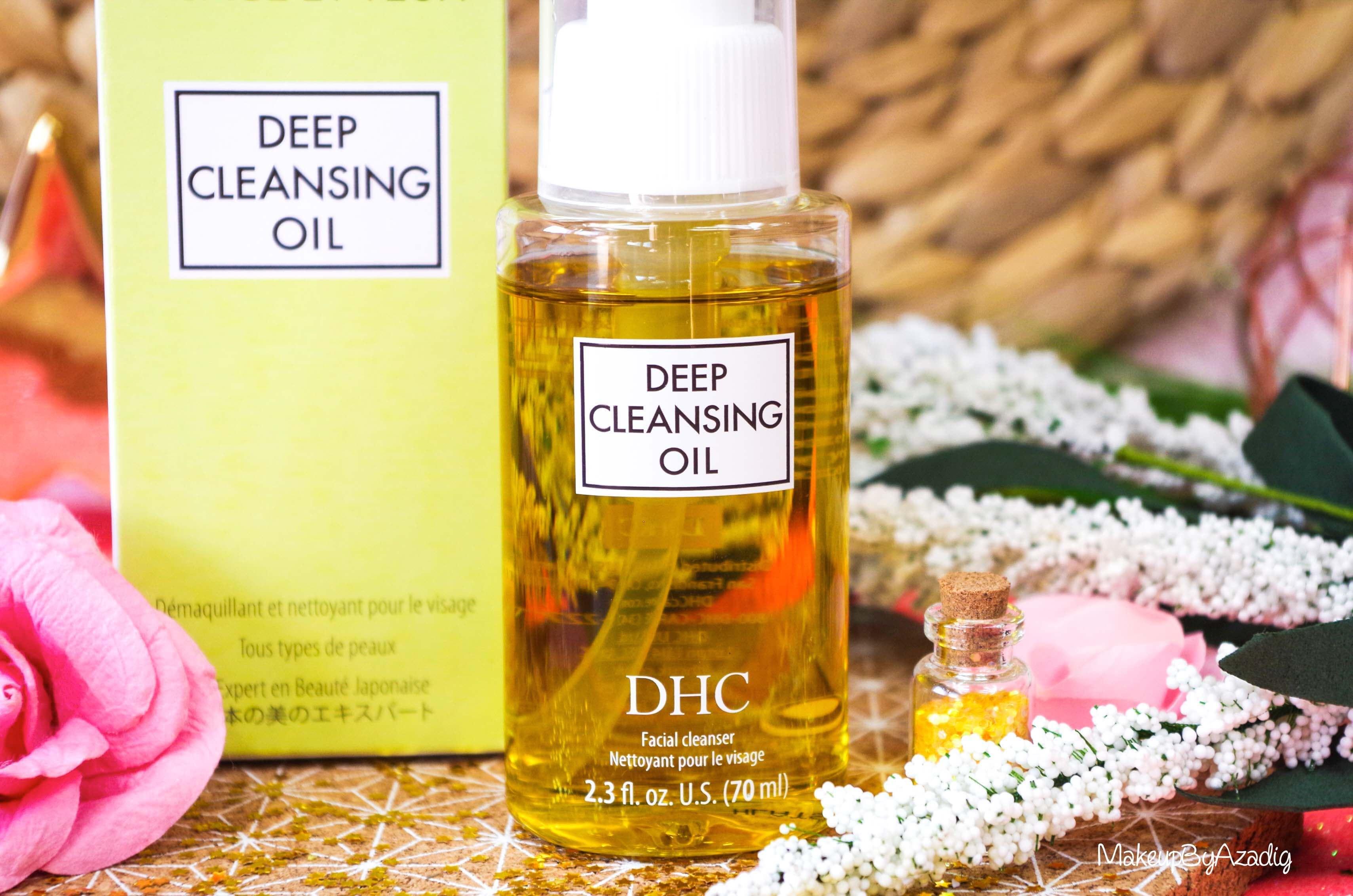 revue-review-huile-demaquillante-deep-cleansing-oil-dhc-meilleure-avis-prix-nocibe-monoprix-makeupbyazadig-zoom
