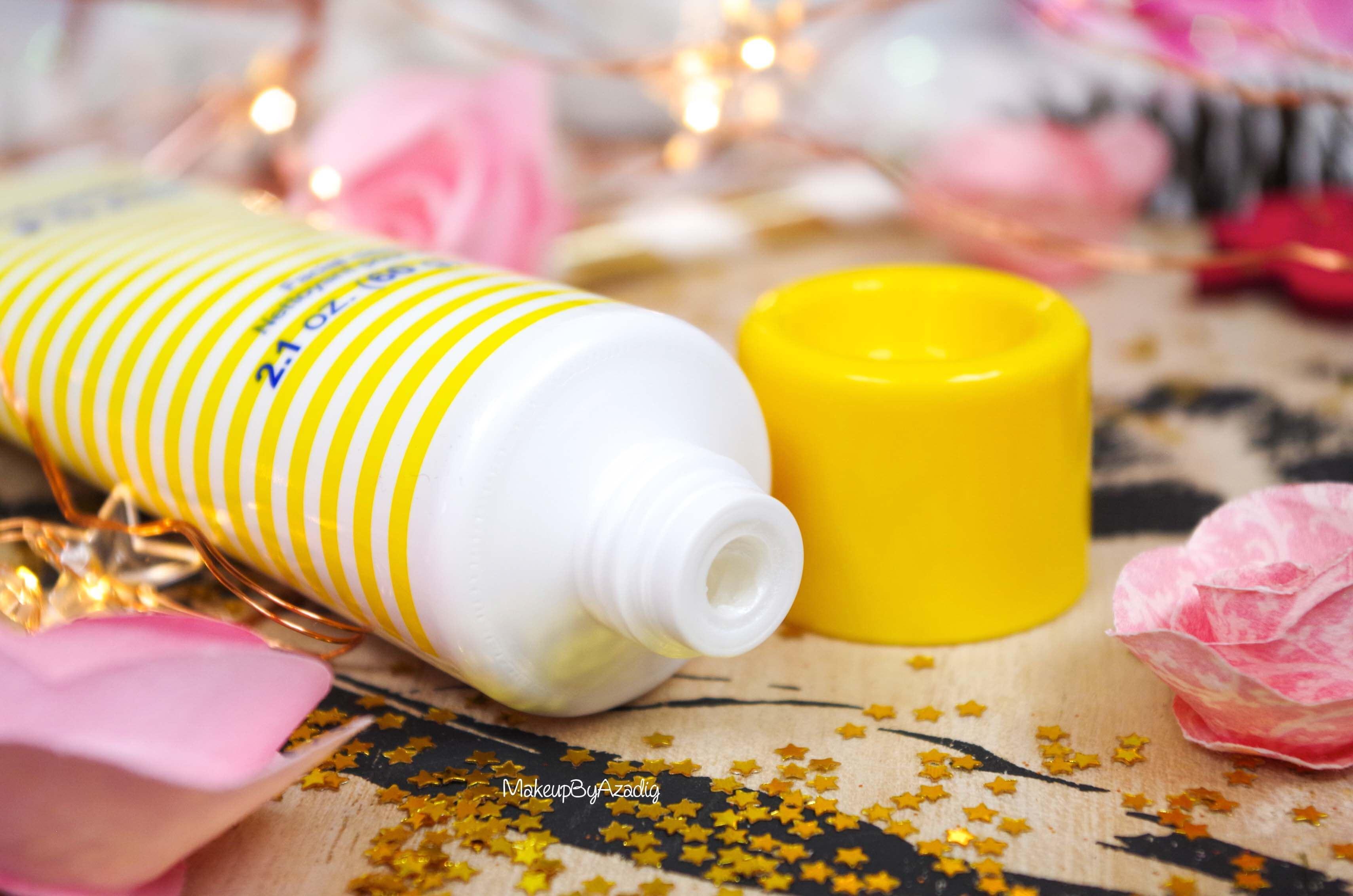 revue-review-cleansing-foam-creme-nettoyante-dhc-monoprix-parapharmacie-prix-avis-makeupbyazadig-texture
