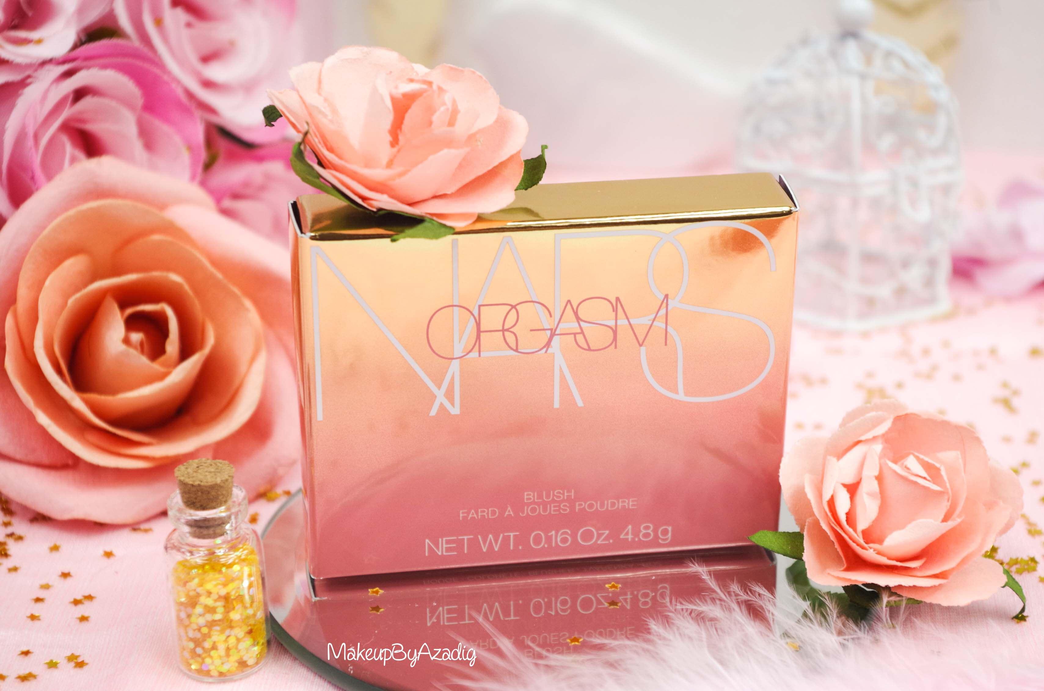blush-liquide-orgasm-rouge-a-levres-illuminateur-highlighter-rosegold-nars-summer-makeupbyazadig