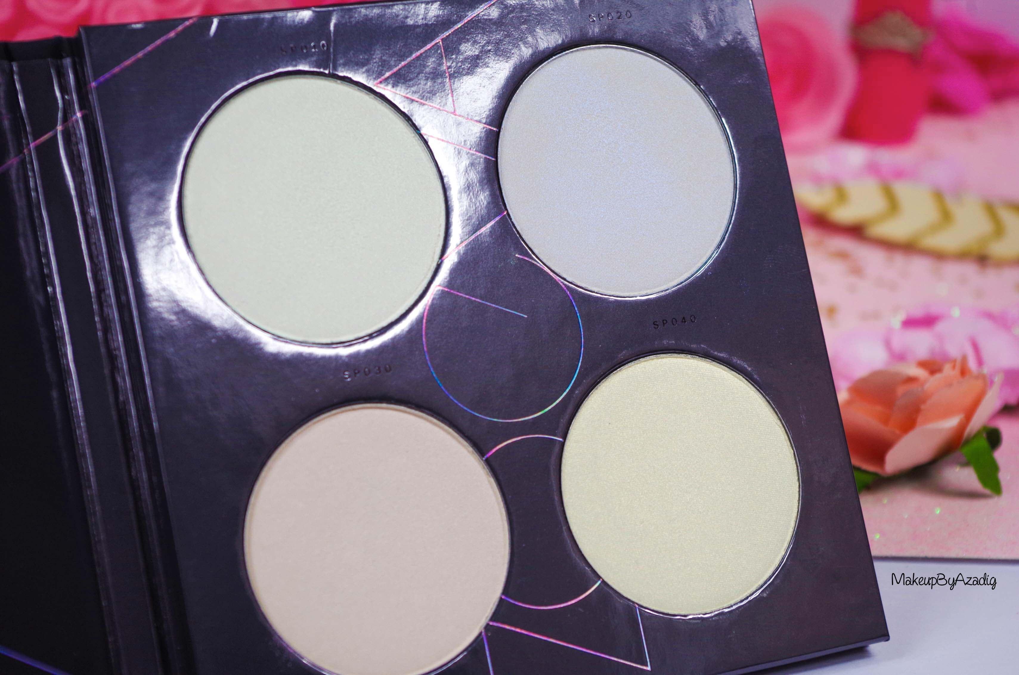 palette-highlighter-enlumineur-pas-cher-spring-strobe-spectrum-zoeva-sephora-arcenciel-licorne-makeupbyazadig-revue-avis-prix-green