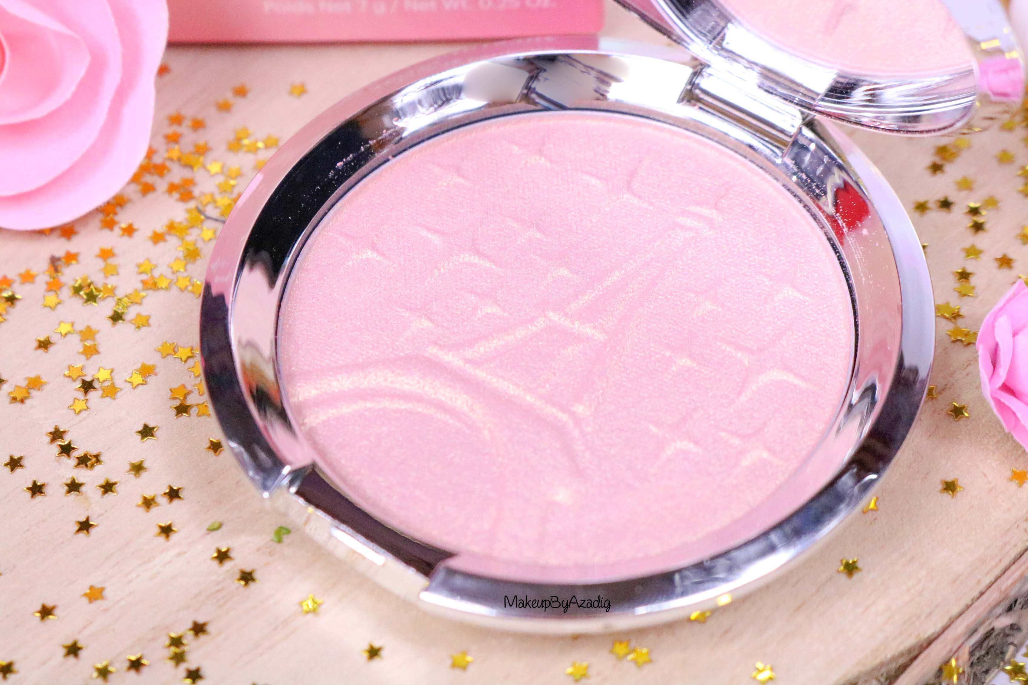 revue-highlighter-becca-sananas-parisian-lights-prix-avis-swatch-beccaxsananas-paris-youtuber-enlumineur