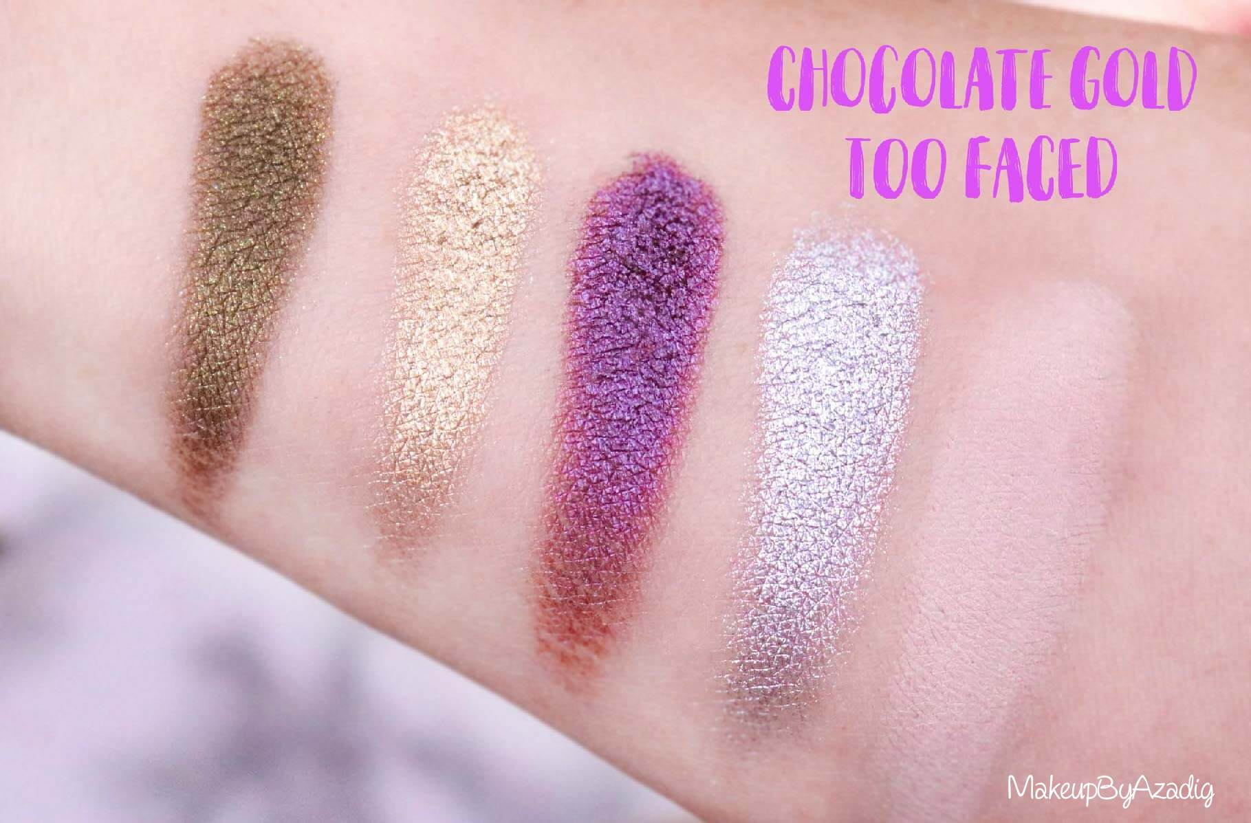 purple-revue-palette-too-faced-chocolate-gold-review-swatch-swatches-avis-prix-makeupbyazadig-influencer-miniature-2