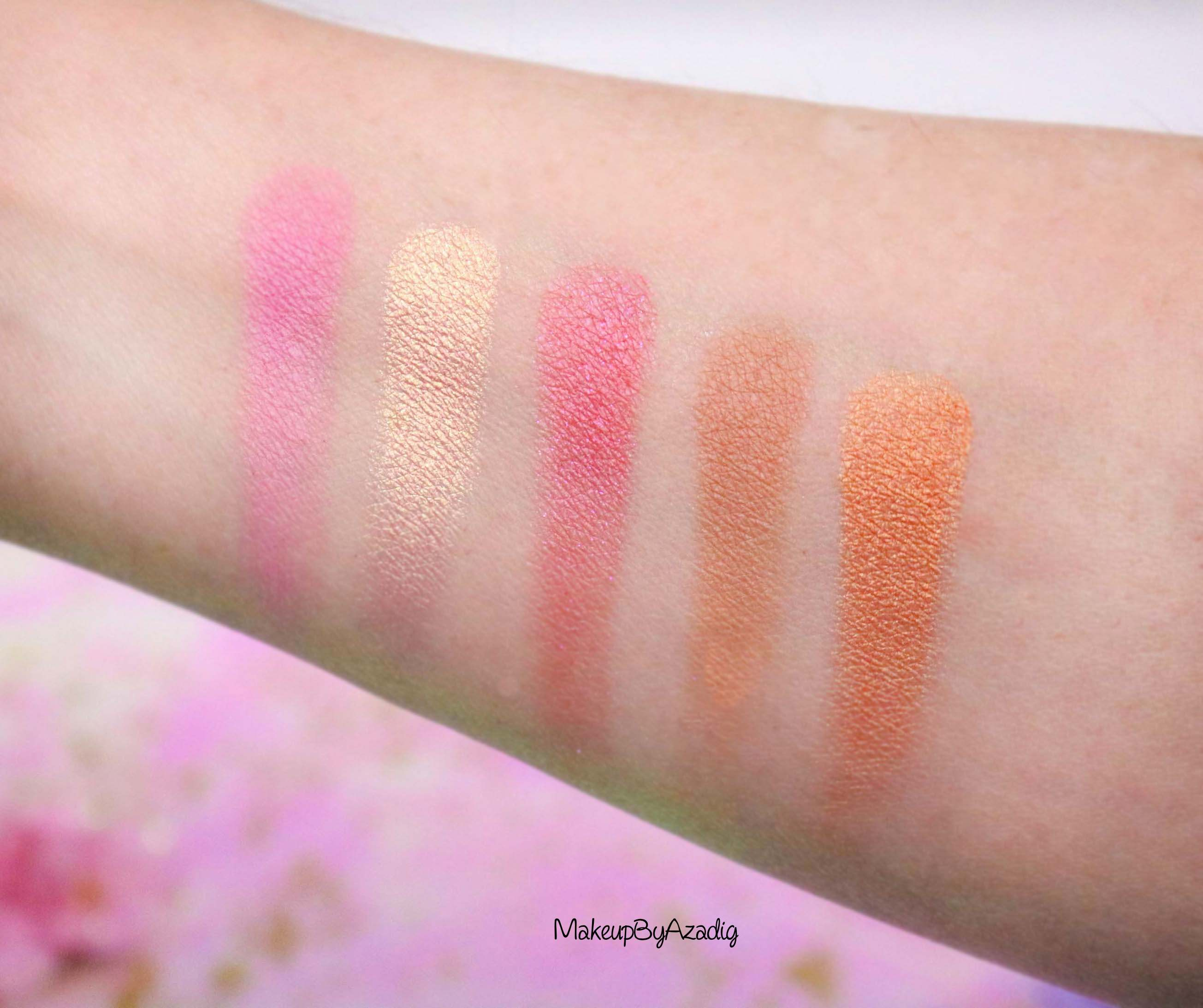 revue-palette-lifes-a-festival-too-faced-france-sephora-avis-prix-revue-makeupbyazadig-collection-licorne-colors