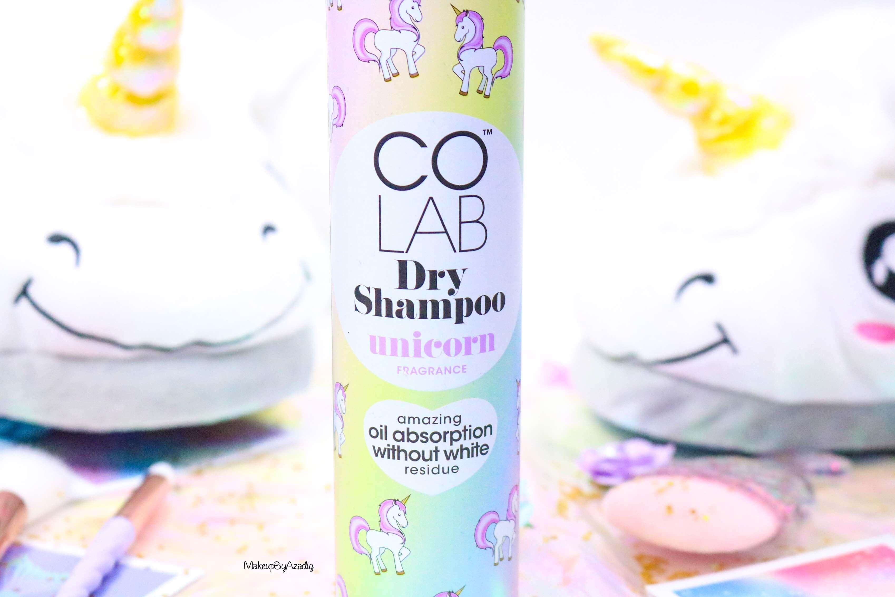 revue-shampooing-sec-colab-batiste-fresh-unicorn-monoprix-feelunique-prix-avis--soin-capillaire-efficacite-makeupbyazadig-unicorn