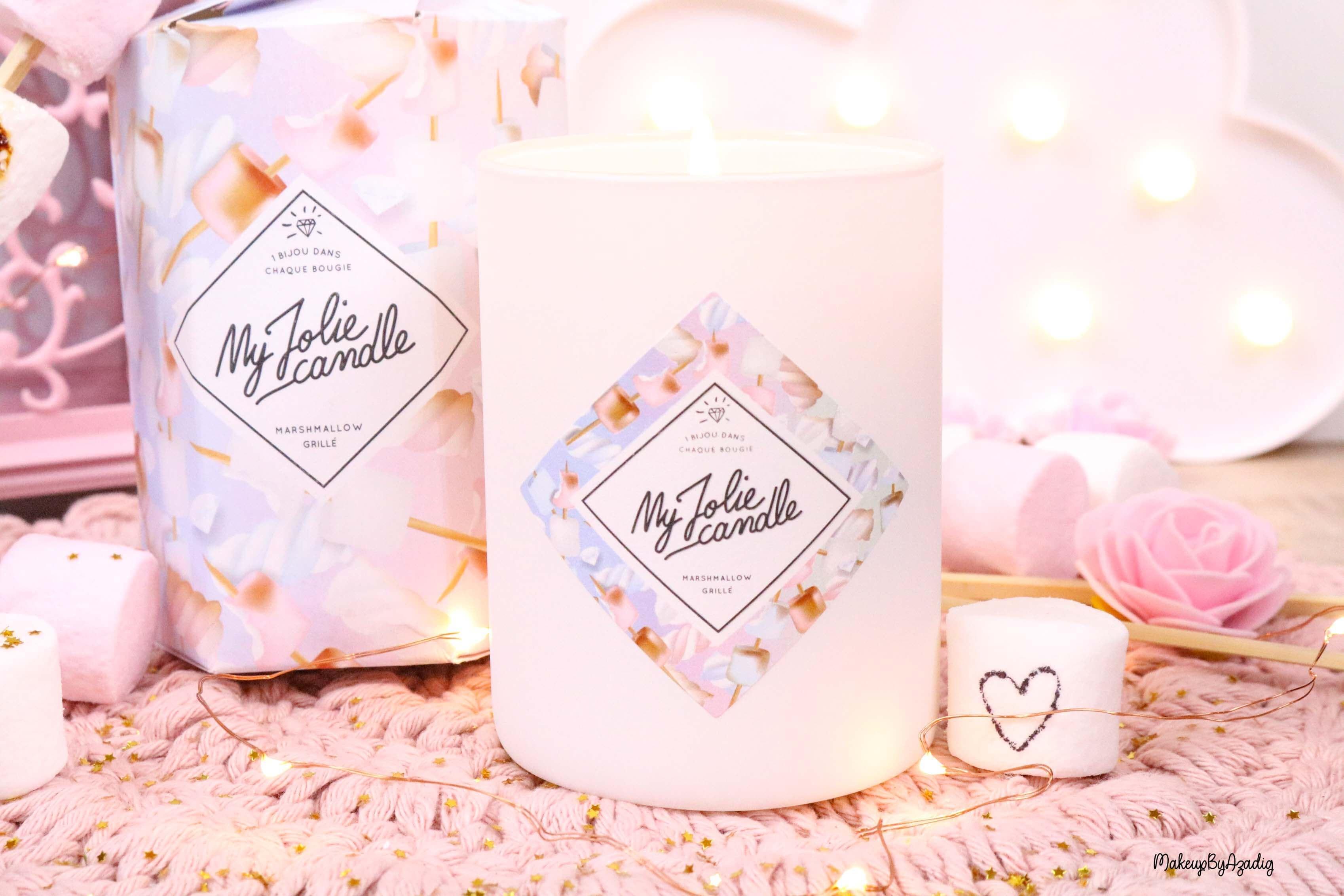 Bougie parfumée avec bijou Swarovski® | MY JOLIE CANDLE ...