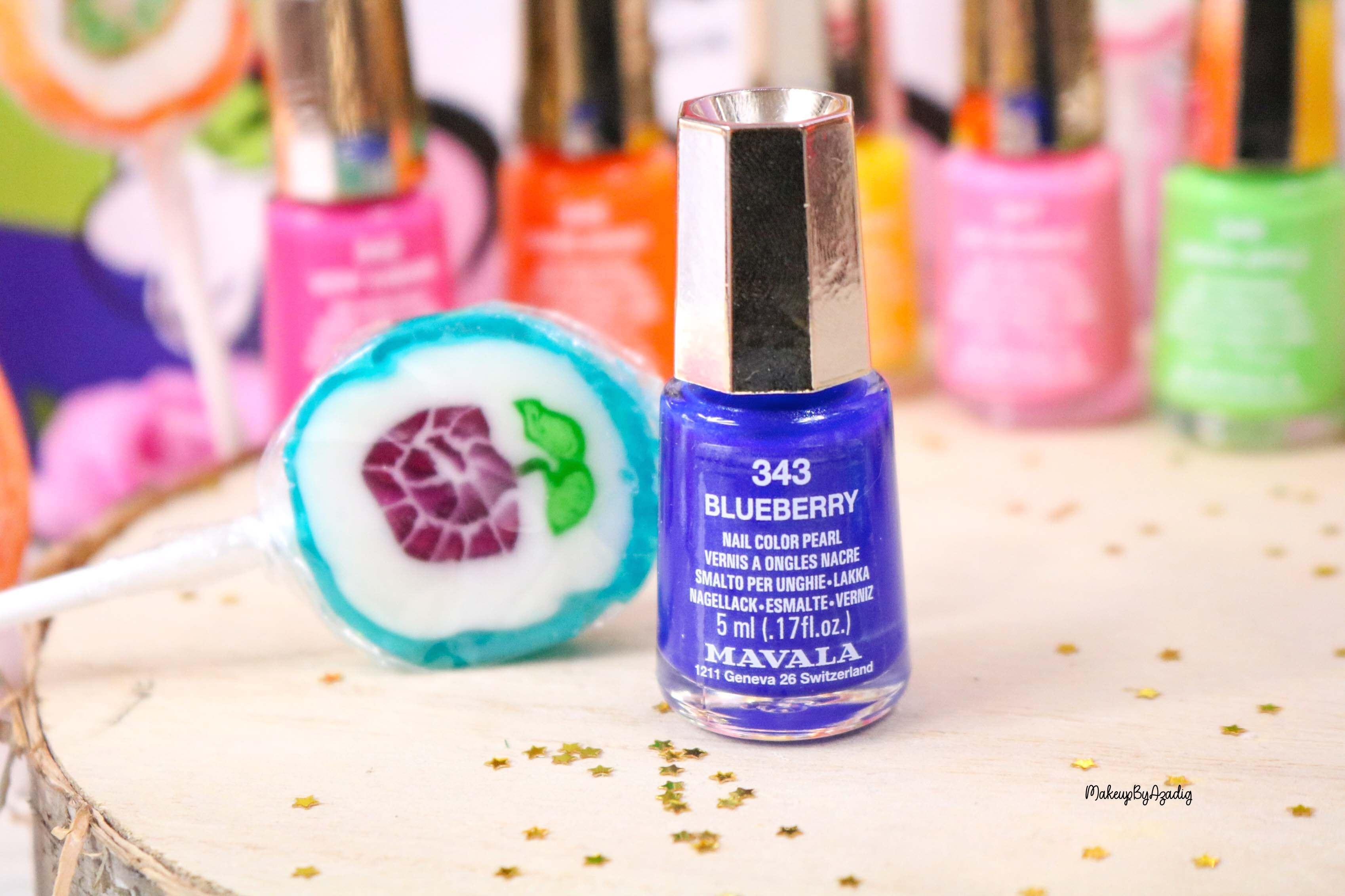 nouvelle-collection-vernis-tendance-printemps-ete-mavala-pas-cher-makeupbyazadig-avis-prix-monoprix-bubble-gum-blueberry