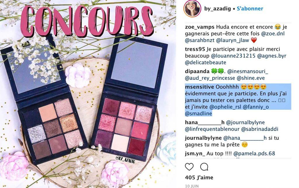 resultat-concours-huda-beauty-makeupbyazadig