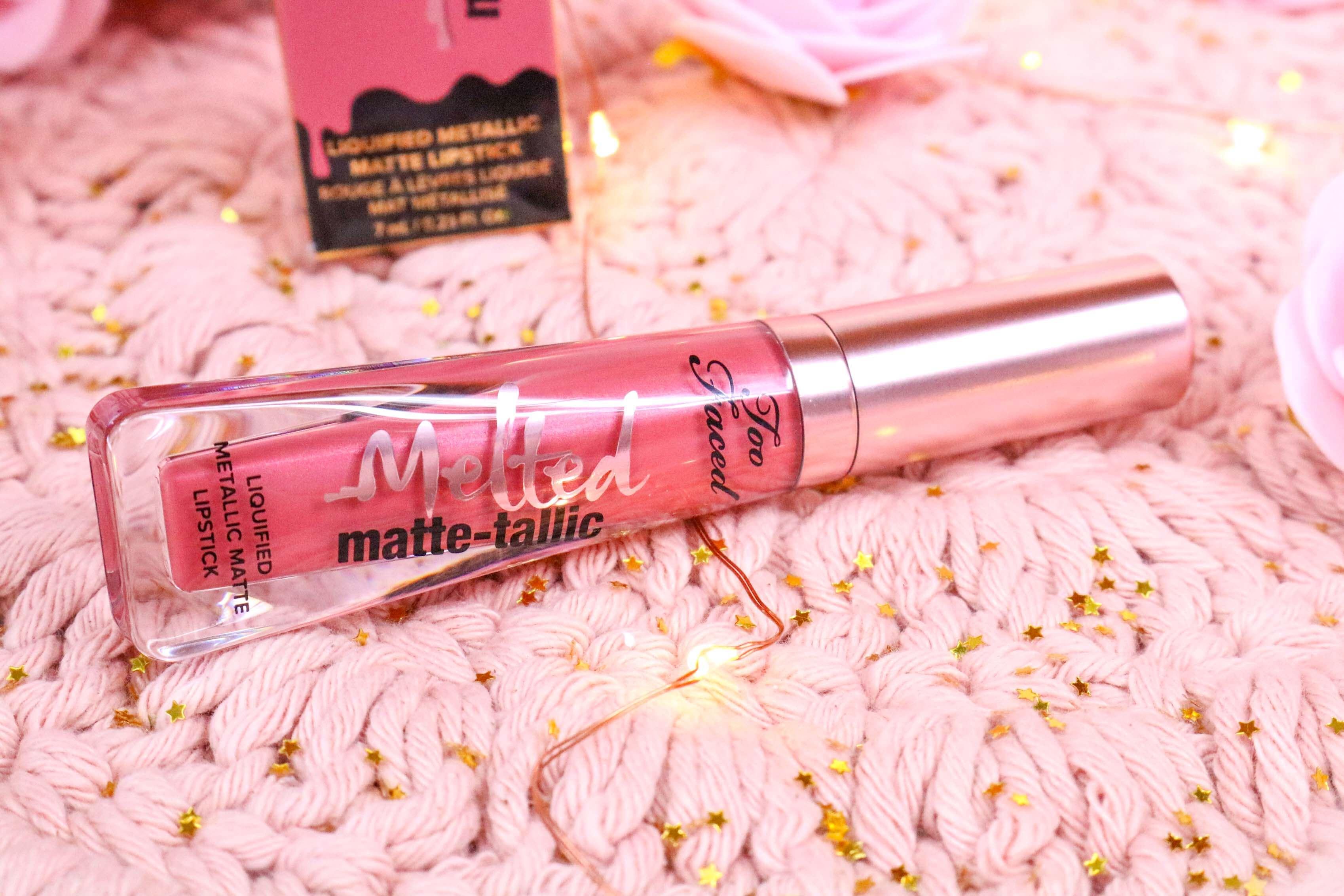 revue-melted-matte-tallic-rouge-a-levres-breakup-makeup-makeupbyazadig-sortie-france-influencer-swatch-avis-prix-lipstick