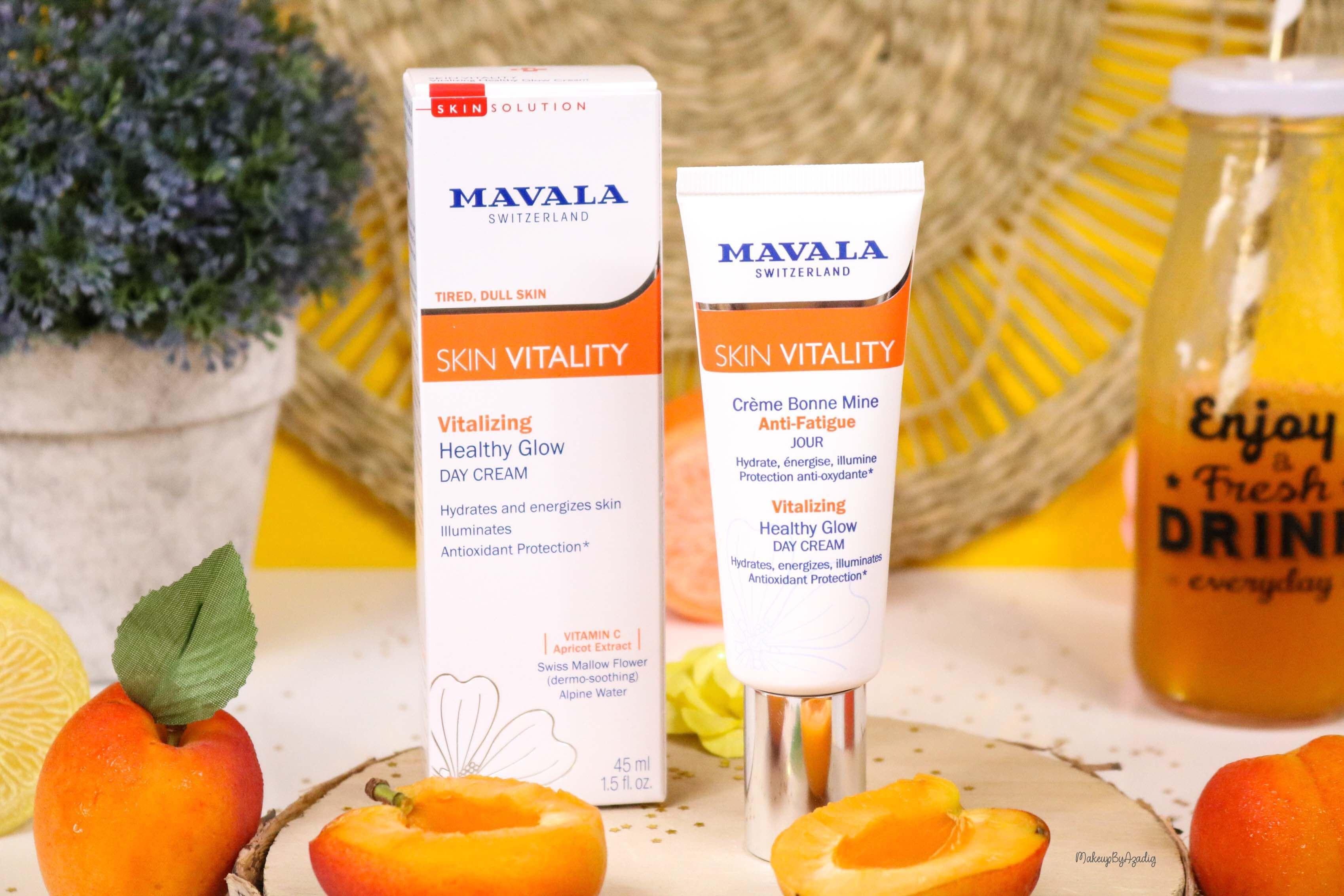 revue-routine-soin-bio-efficace-peau-sensible-skin-vitality-mavala-suisse-masque-nuit-serum-creme-jour-makeupbyazadig-anti-fatigue