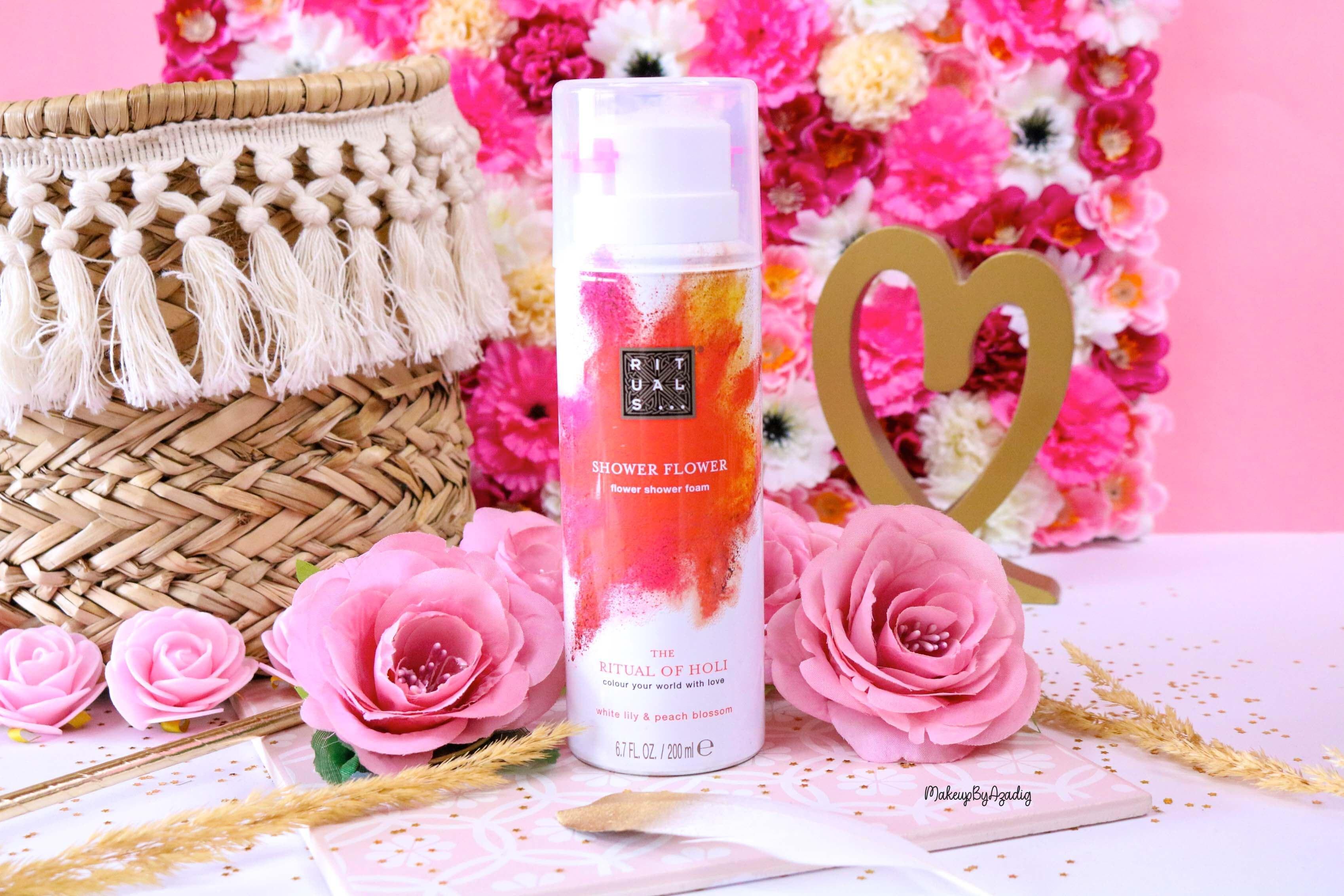 gel-douche-mousse-rituals-shower-flower-foam-ritual-hoi-makeupbyazadig-avis-prix-sephora-france-miniature