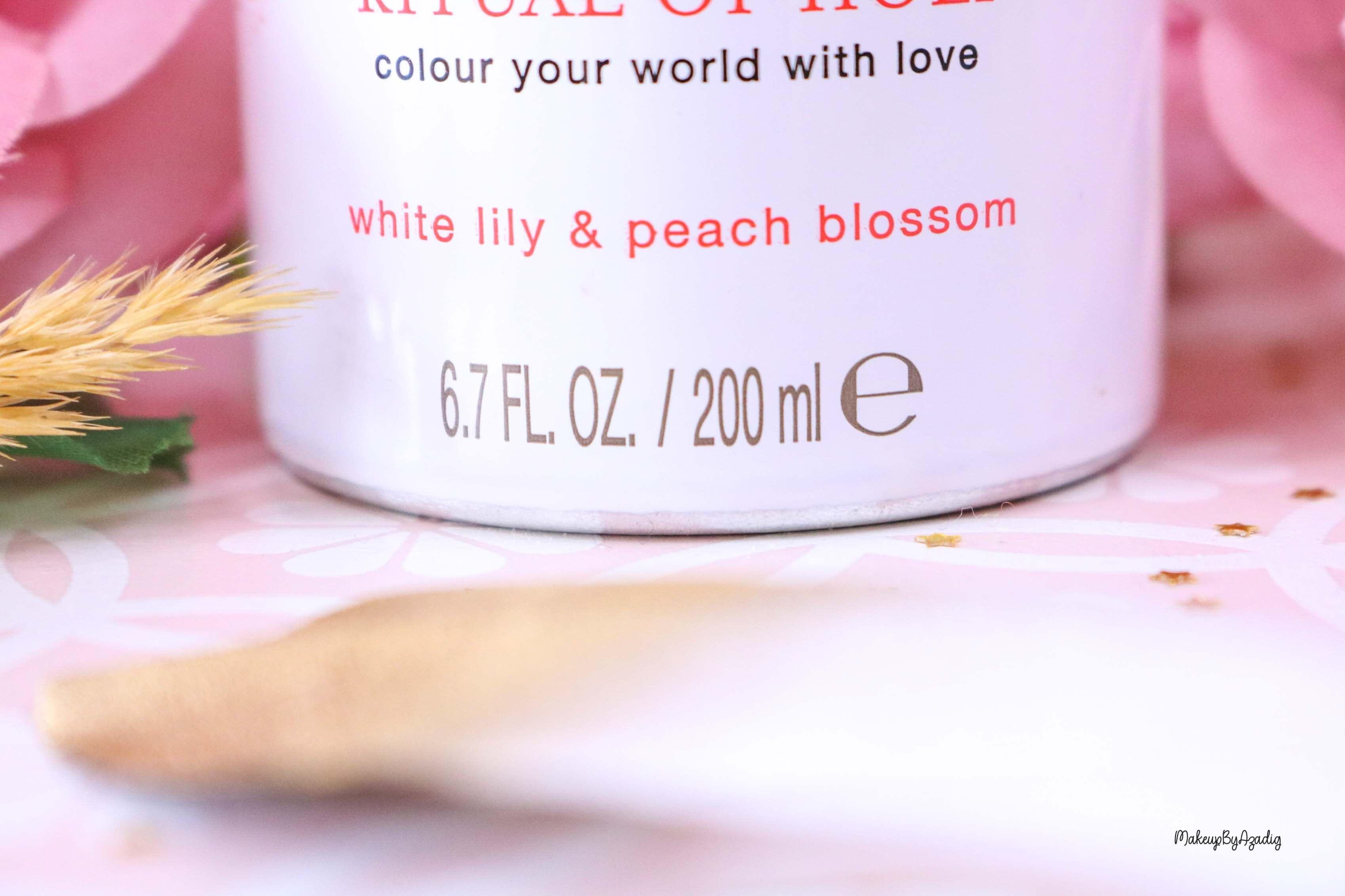gel-douche-mousse-rituals-shower-flower-foam-ritual-hoi-makeupbyazadig-avis-prix-sephora-france-quantite