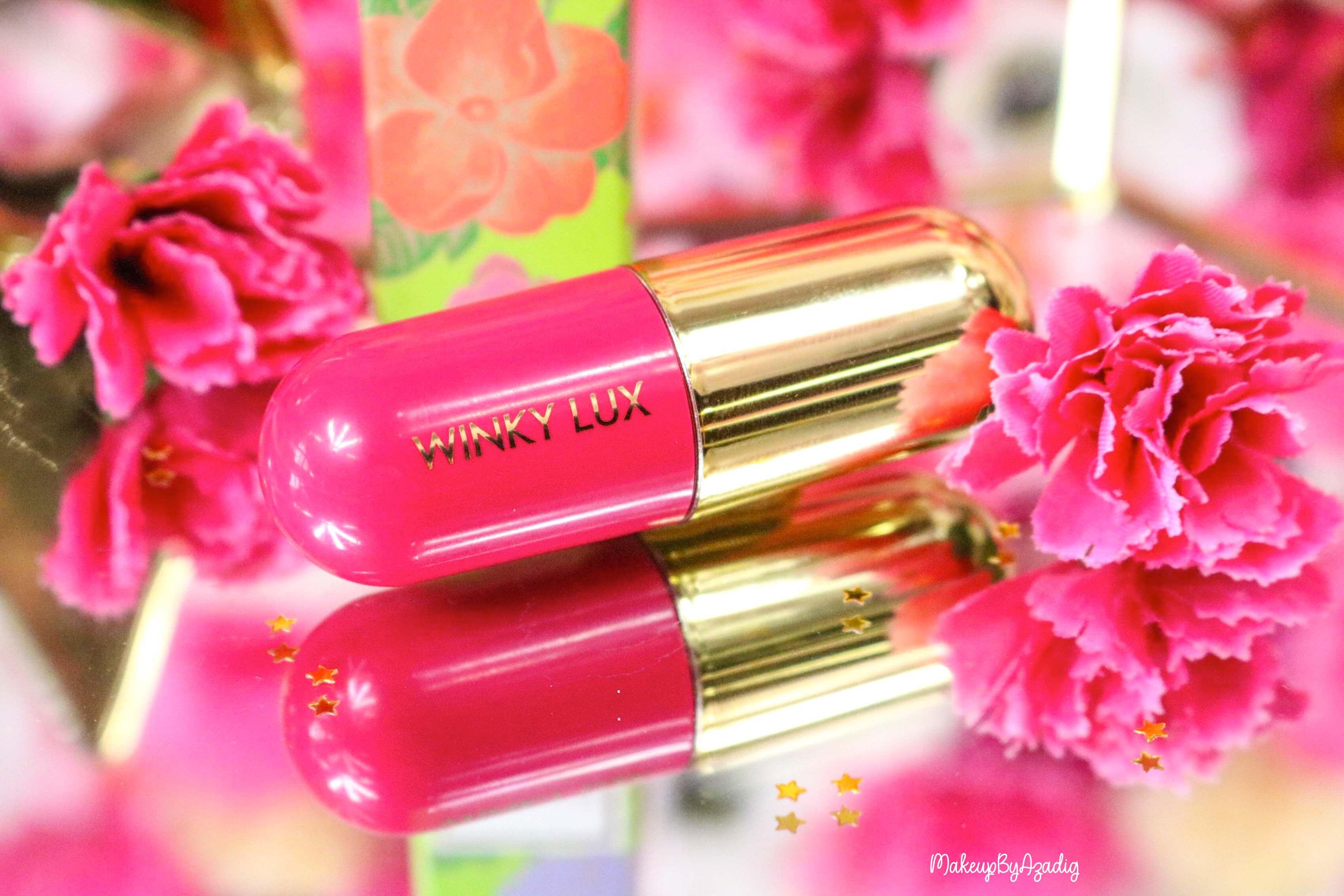 revue-flower-balm-baume-levres-winky-lux-sephora-rose-avis-prix-makeupbyazadig-pilule