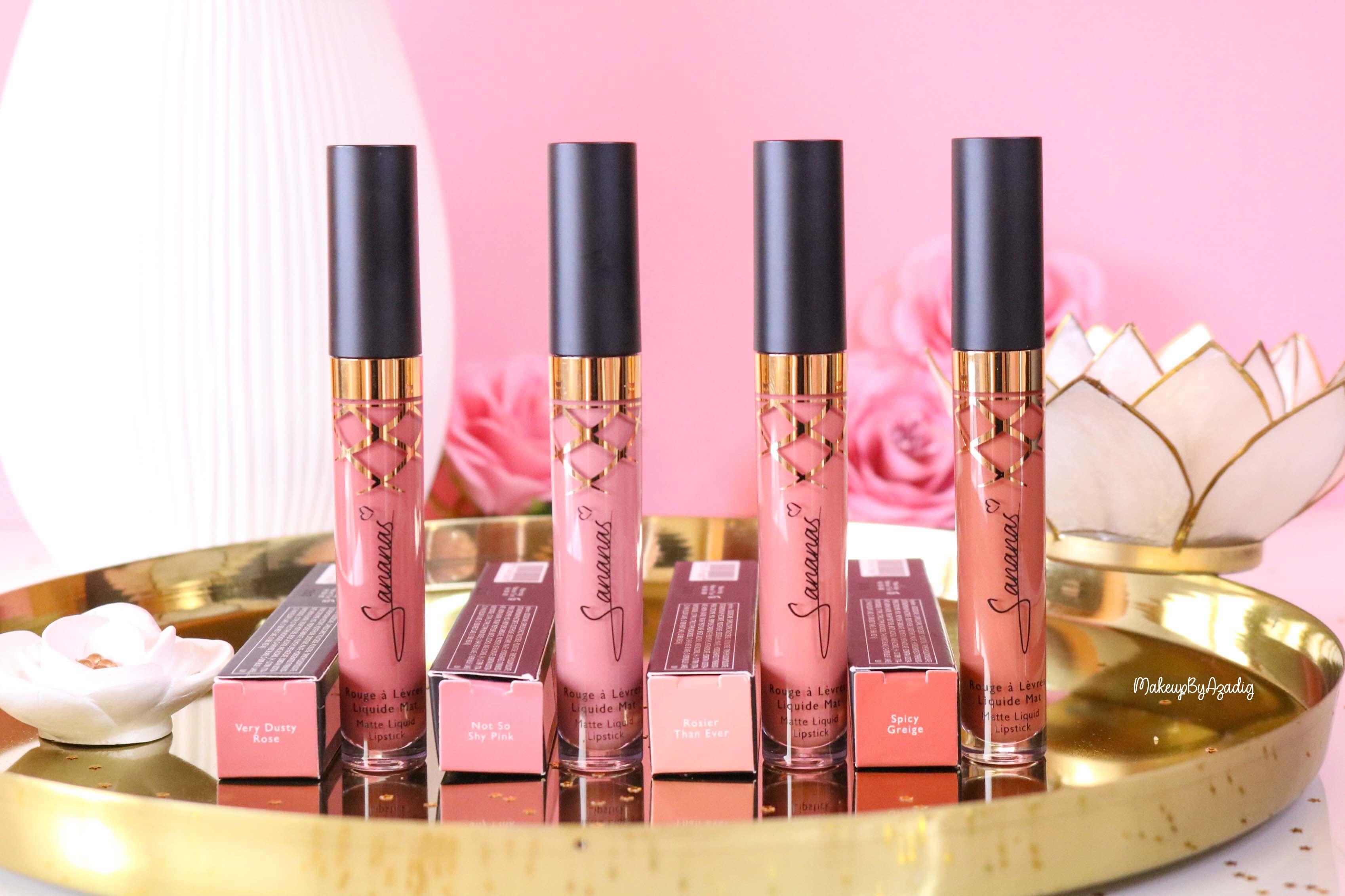 revue-marque-sananas-beauty-rouge-a-levres-vernis-kit-avis-prix-amazon-makeupbyazadig-dusty-pink-greige-rosier-miniature