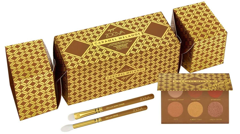 crackers-zoeva-cosmetics-caramel-palette-pinceaux-noel-makeupbyazadig