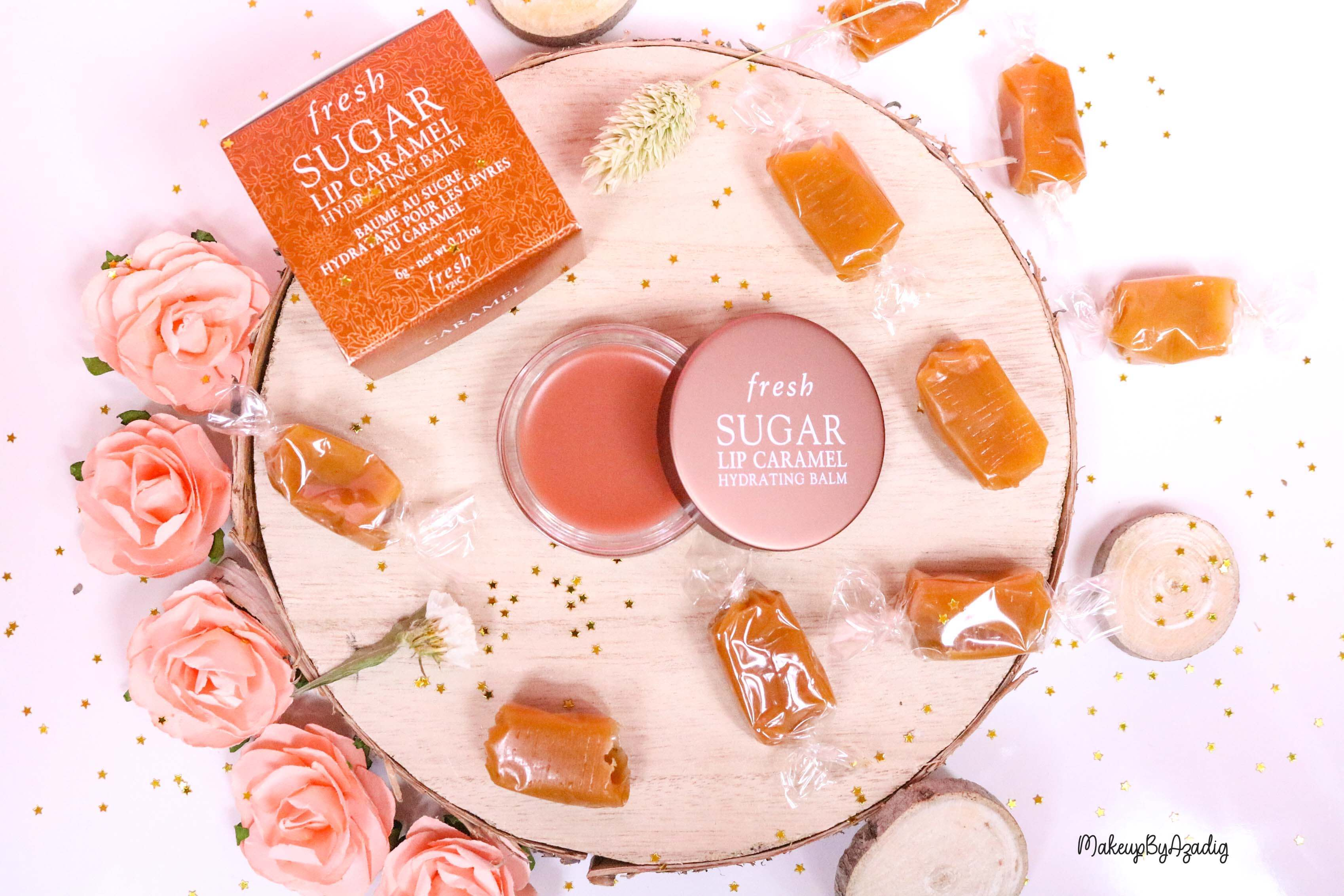 revue-baume-sucre-fresh-beauty-skincare-caramel-sugar-lip-caramel-sephora-makeupbyazadig-avis-prix-balm-france