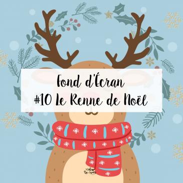 10 Fond D Ecran Noel Le Renne De Noel Wallpaper Makeupbyazadig
