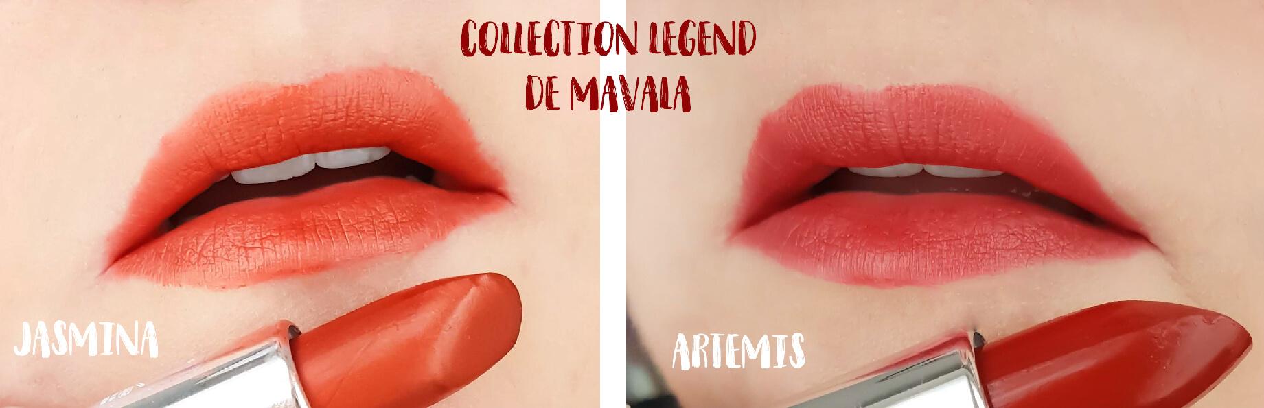 revue-rouge-levres-mavala-soin-monoprix-collection-legend-automne-hiver-rouge-bordeaux-dore-avis-prix-makeupbyazadig-levres