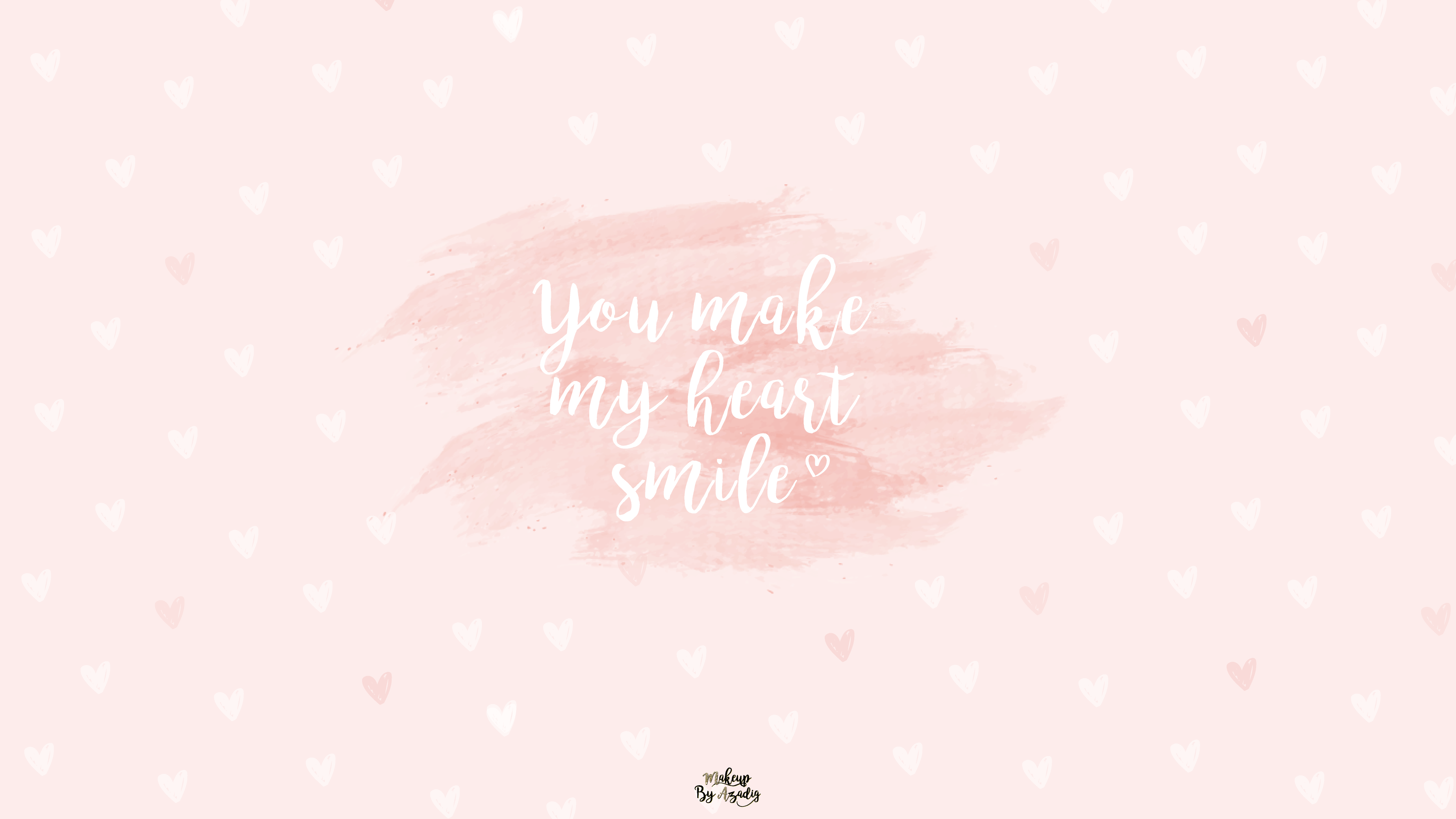 fond-decran-wallpaper-coeur-love-amour-citation-you-make-my-heart-smile-rose-girly-ordinateur-mac-macbook-imac-pc-makeupbyazadig-tendance
