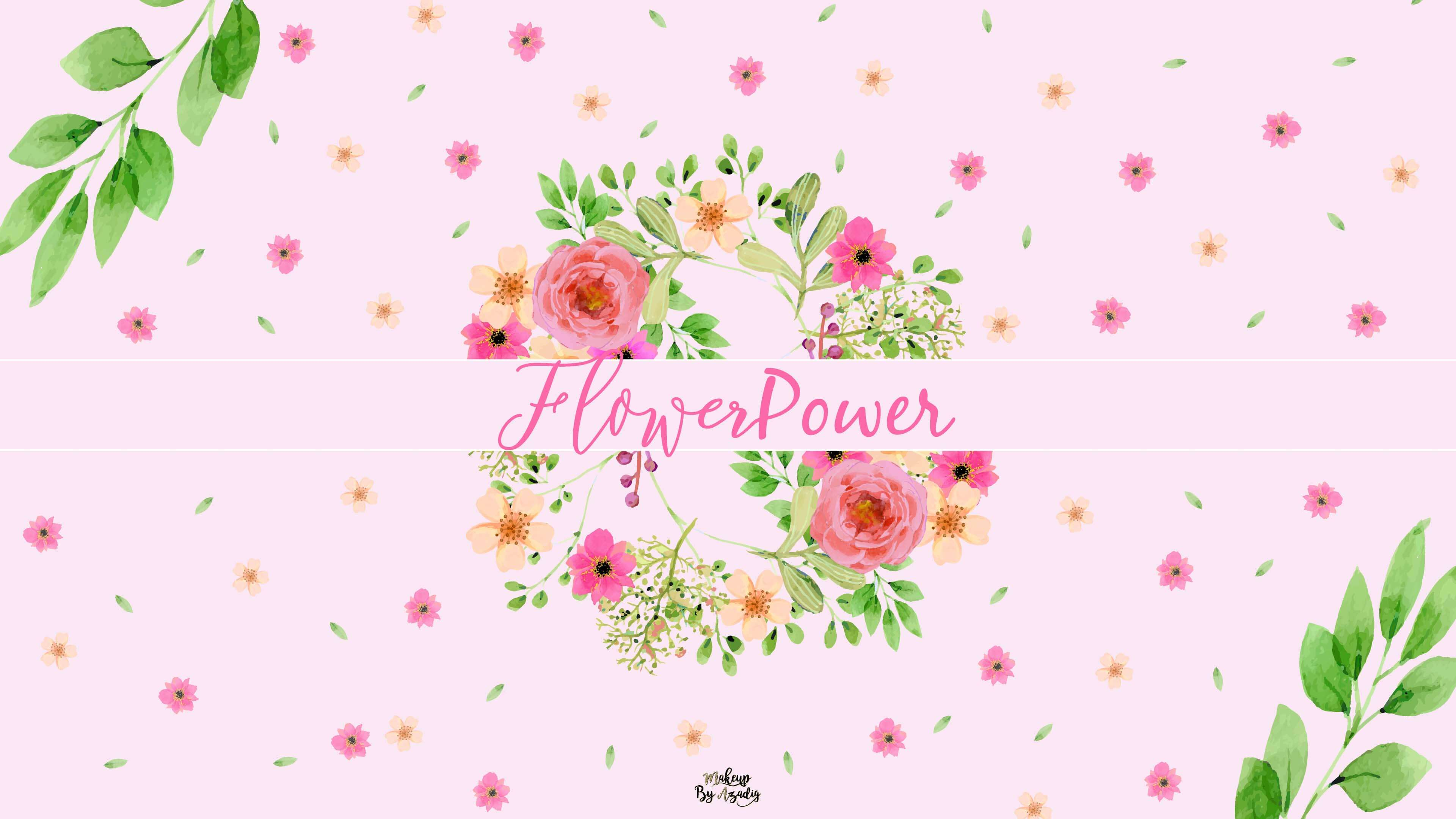 fond-decran-wallpaper-printemps-fleurs-flower-power-couronne-rose-girly-ordinateur-mac-macbook-imac-pc-makeupbyazadig-tendance